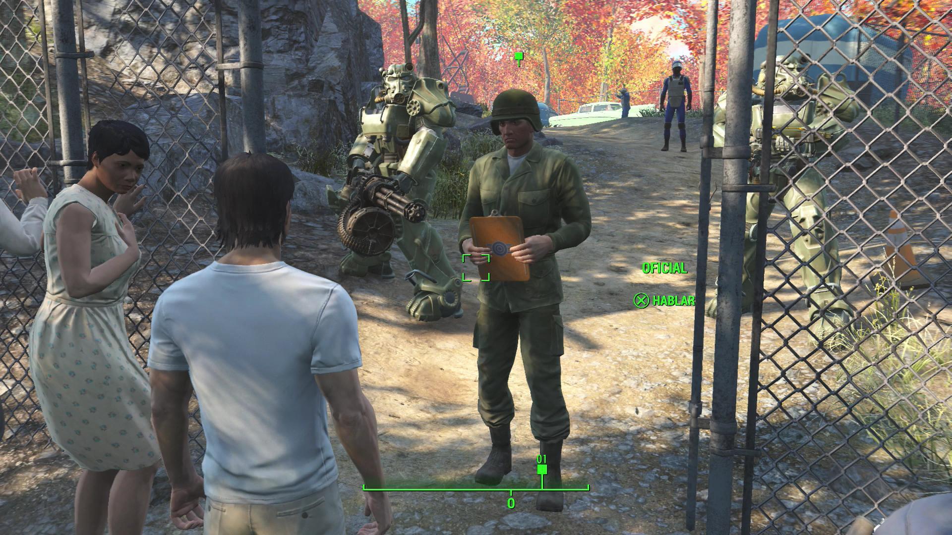 Podívejte se na uniklé obrázky z Falloutu 4 115747
