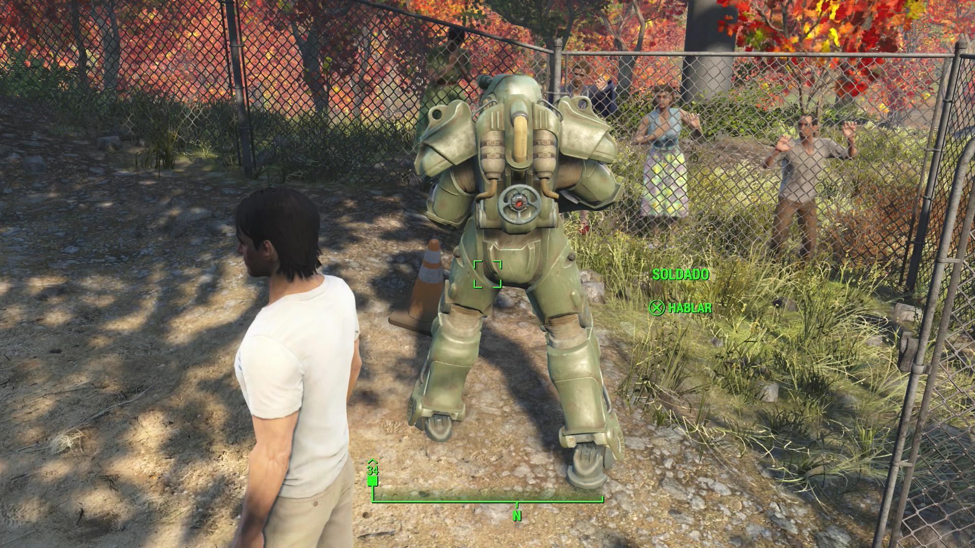 Podívejte se na uniklé obrázky z Falloutu 4 115748