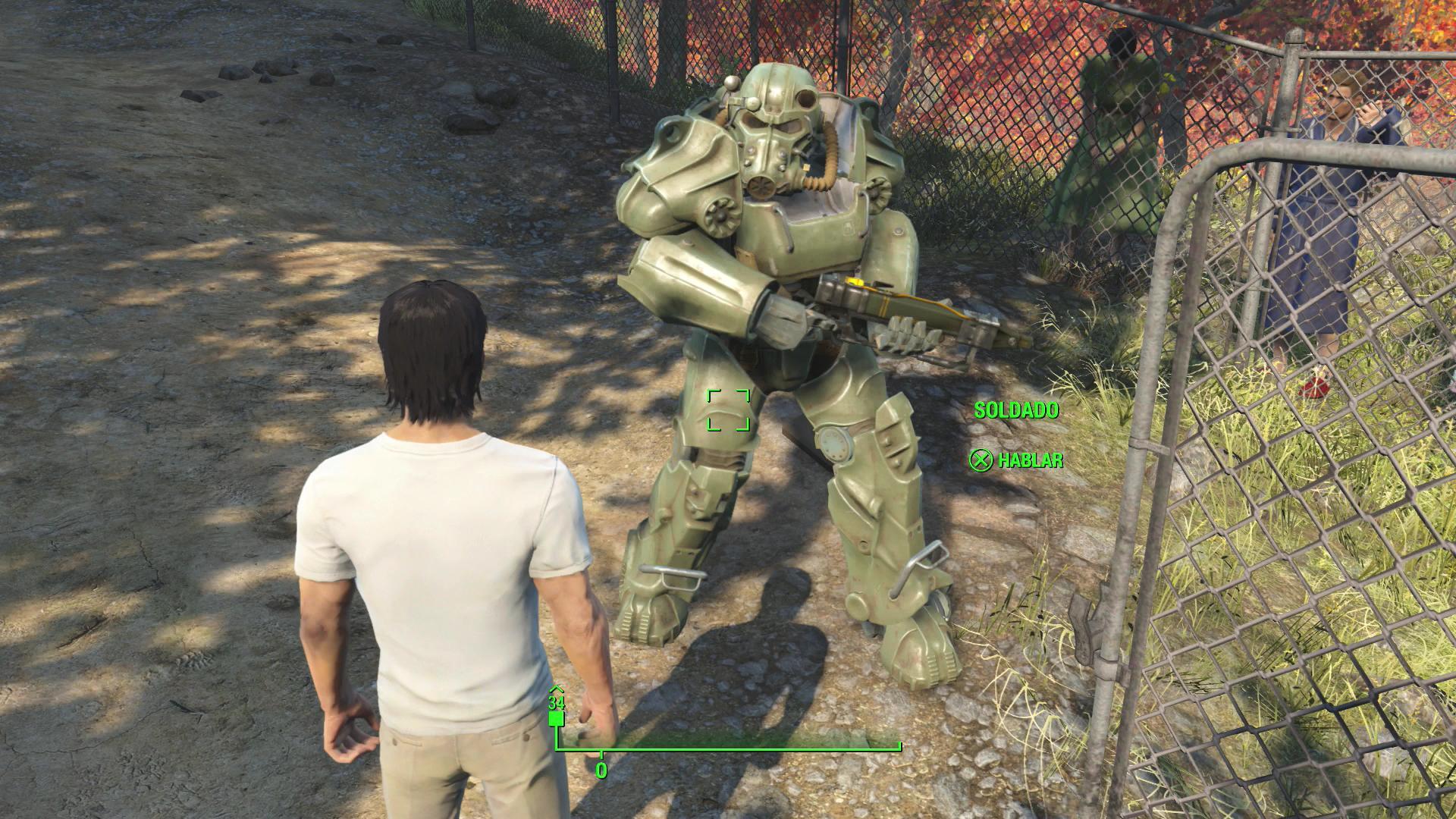 Podívejte se na uniklé obrázky z Falloutu 4 115749