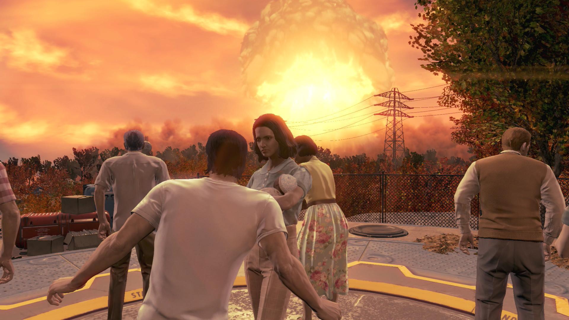 Podívejte se na uniklé obrázky z Falloutu 4 115751