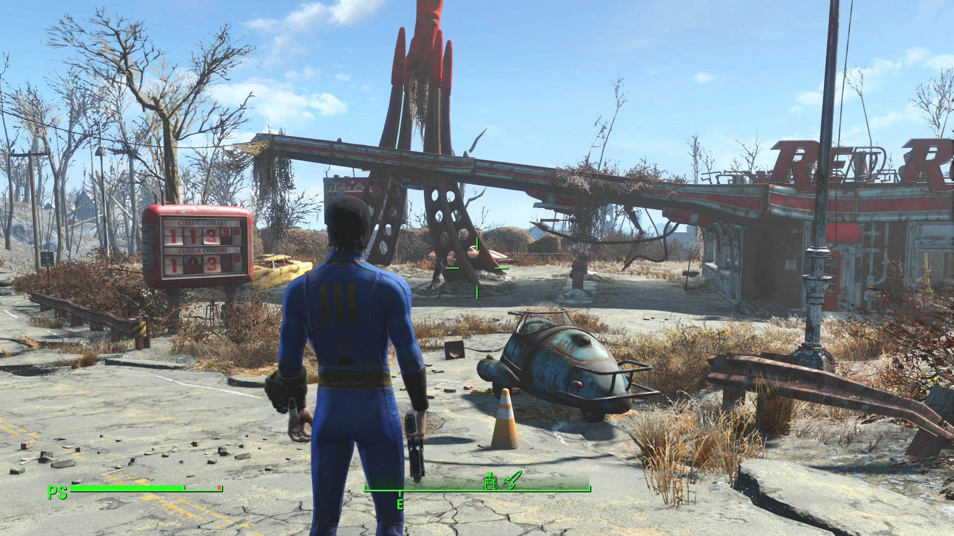 Podívejte se na uniklé obrázky z Falloutu 4 115753