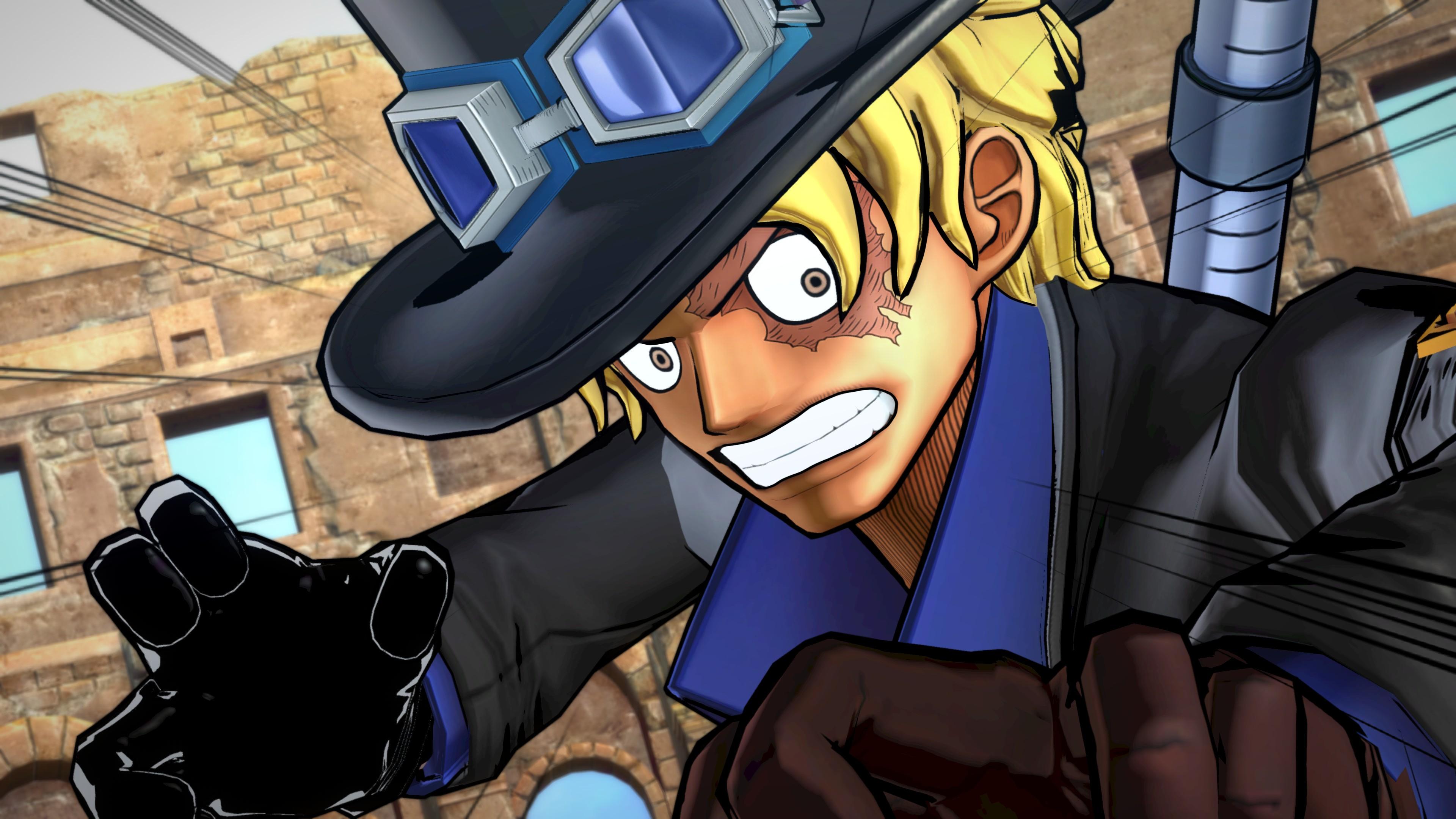 Nové detaily a obrázky z One Piece: Burning Blood 115824