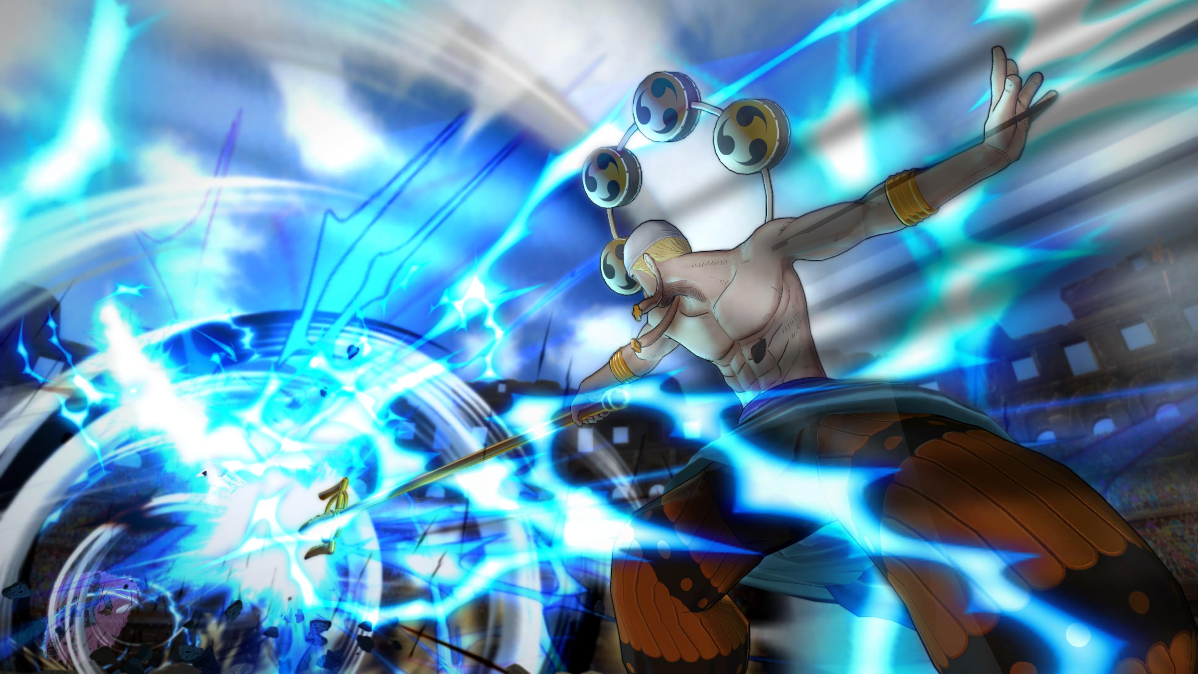 Nové detaily a obrázky z One Piece: Burning Blood 115827