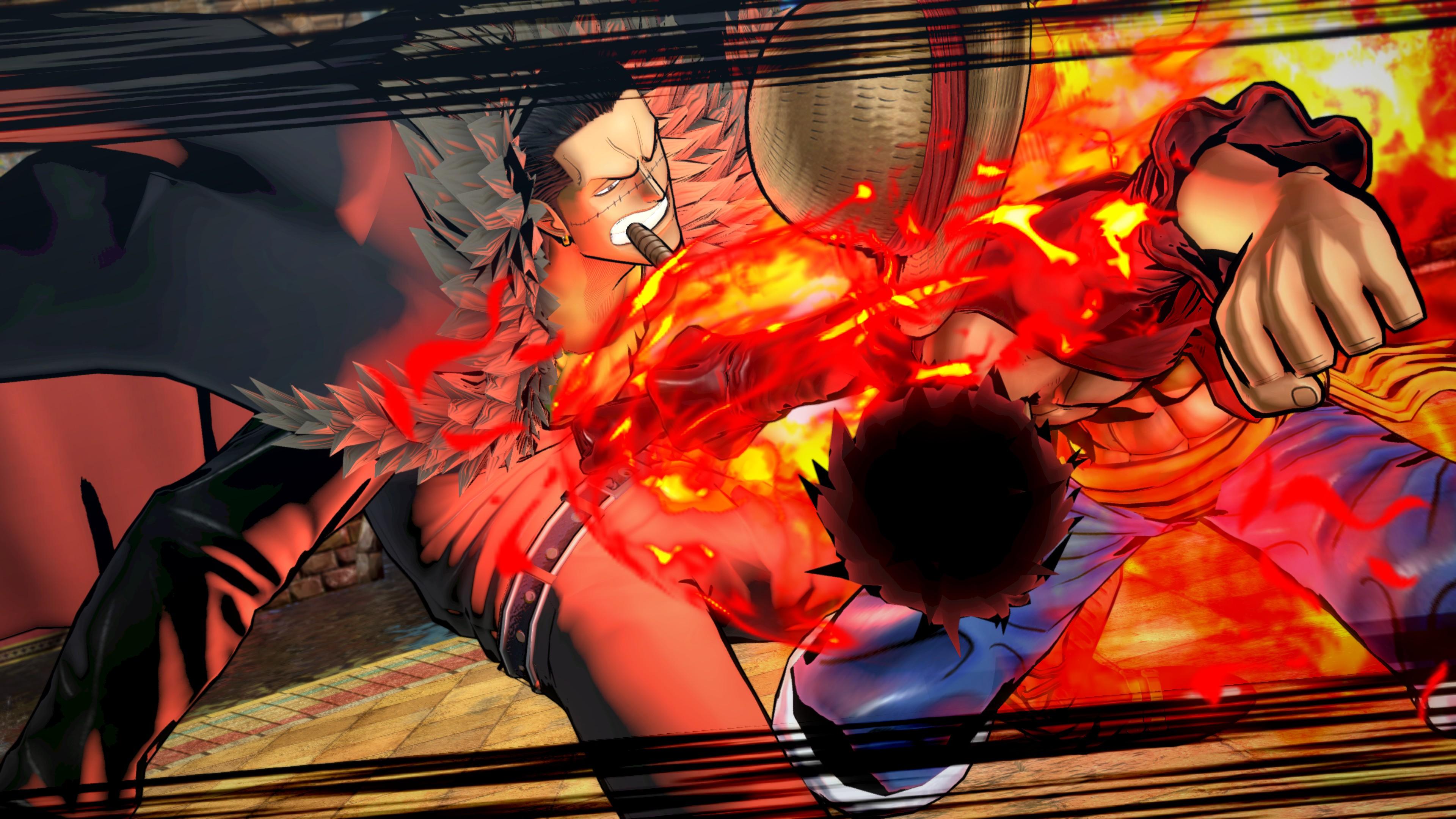 Nové detaily a obrázky z One Piece: Burning Blood 115828