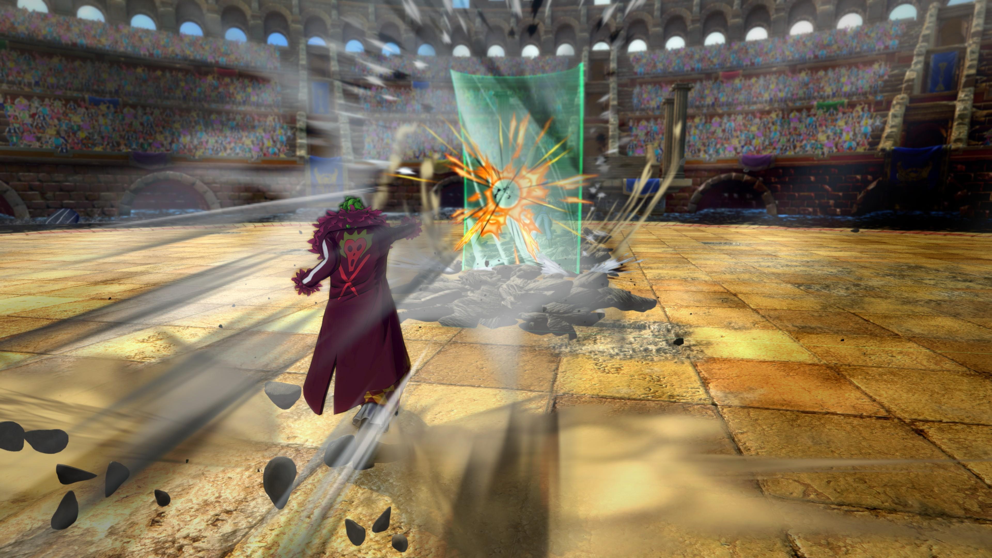 Nové detaily a obrázky z One Piece: Burning Blood 115830