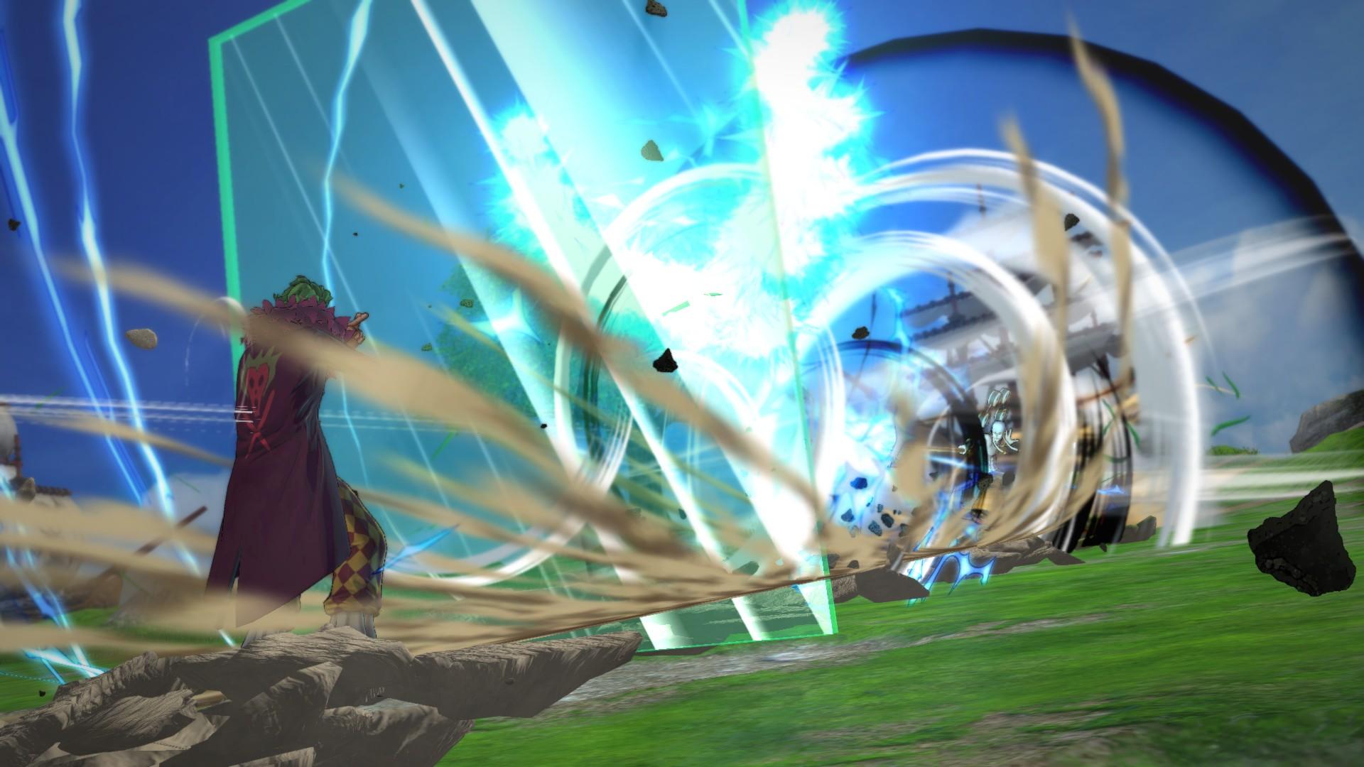Nové detaily a obrázky z One Piece: Burning Blood 115834