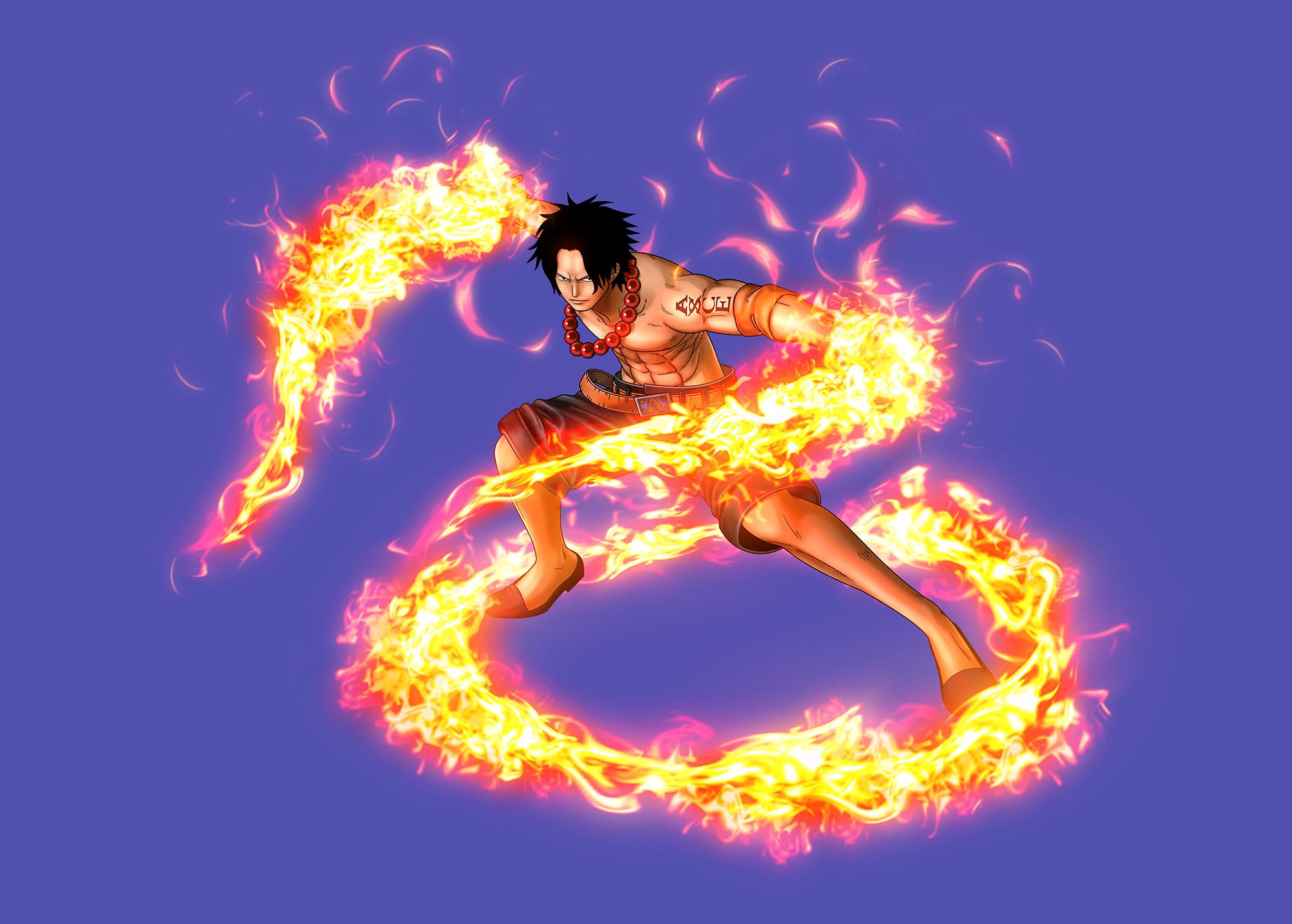 Nové detaily a obrázky z One Piece: Burning Blood 115835