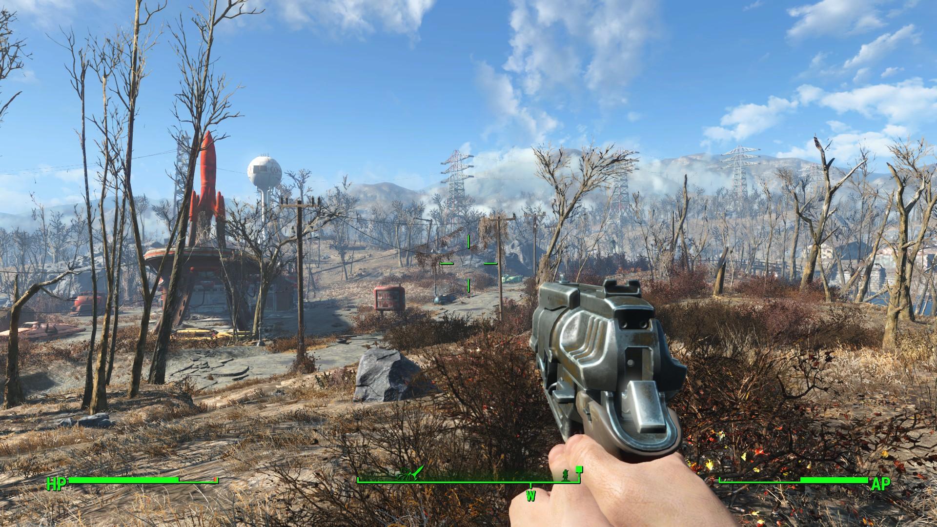 Obrazem: Víc z PC verze Falloutu 4 nedostanete 115887