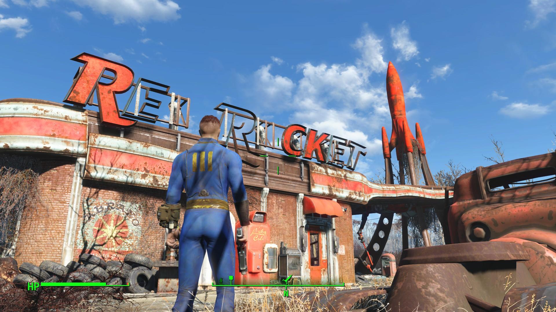 Obrazem: Víc z PC verze Falloutu 4 nedostanete 115889
