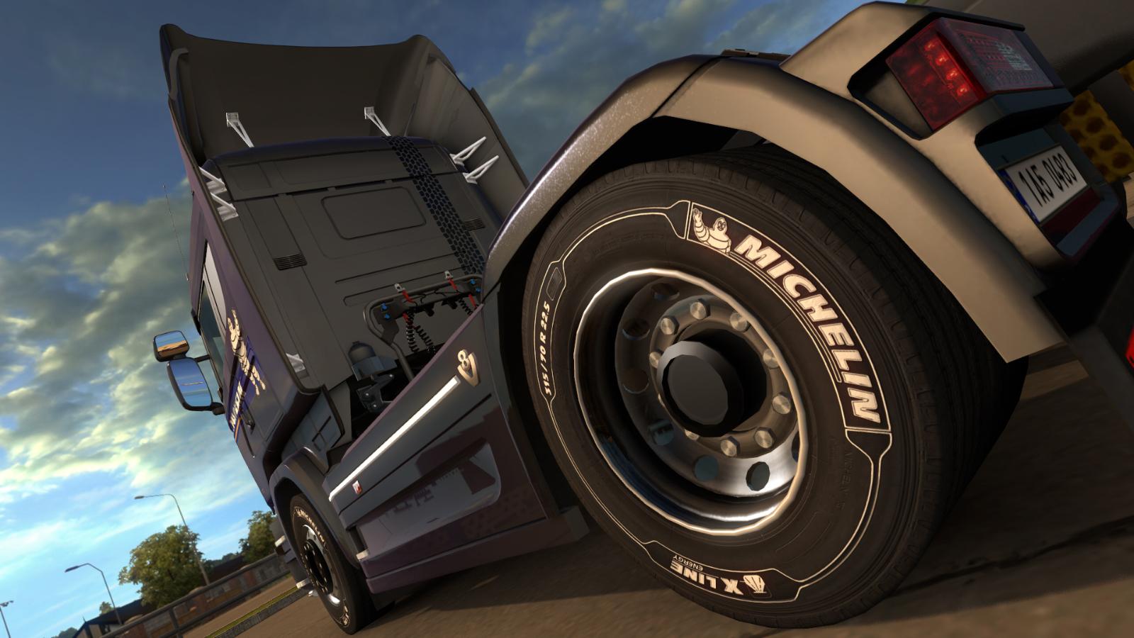 Euro Truck Simulator 2 chystá novinky v pneumatikách 115951
