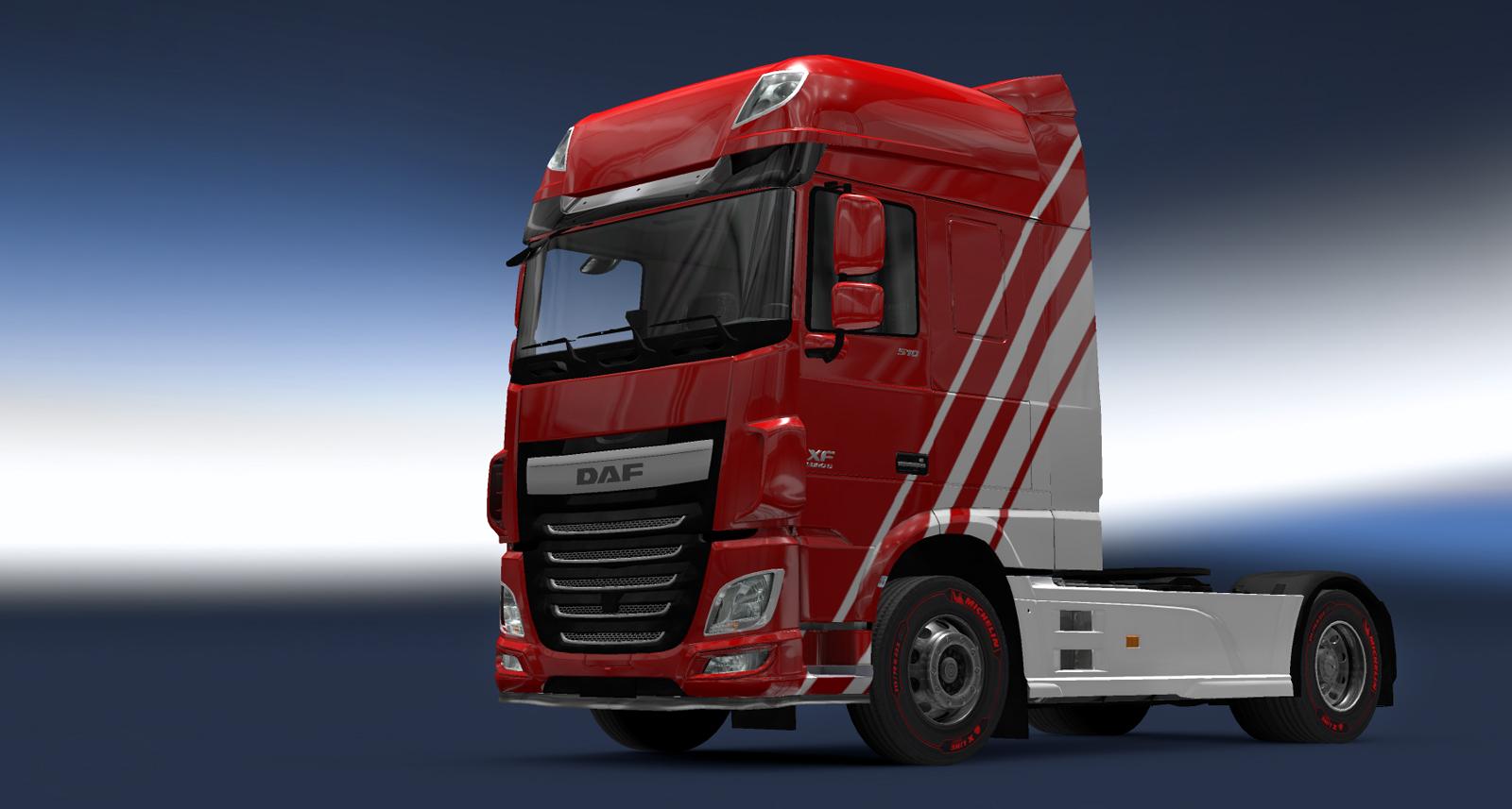 Euro Truck Simulator 2 chystá novinky v pneumatikách 115952