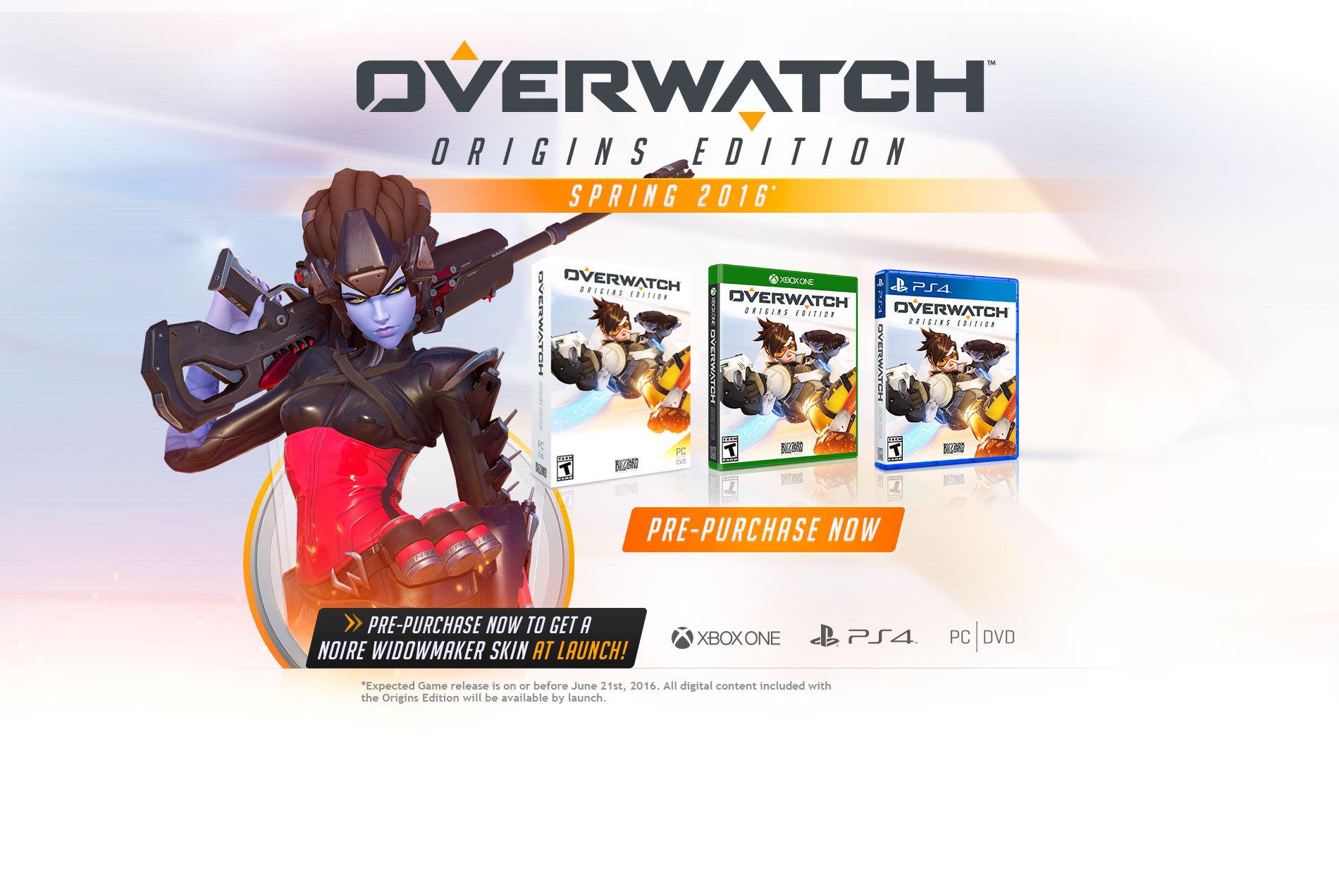 Střílečka Overwatch od Blizzardu vyjde na jaře 2016 nejen pro PC 115954