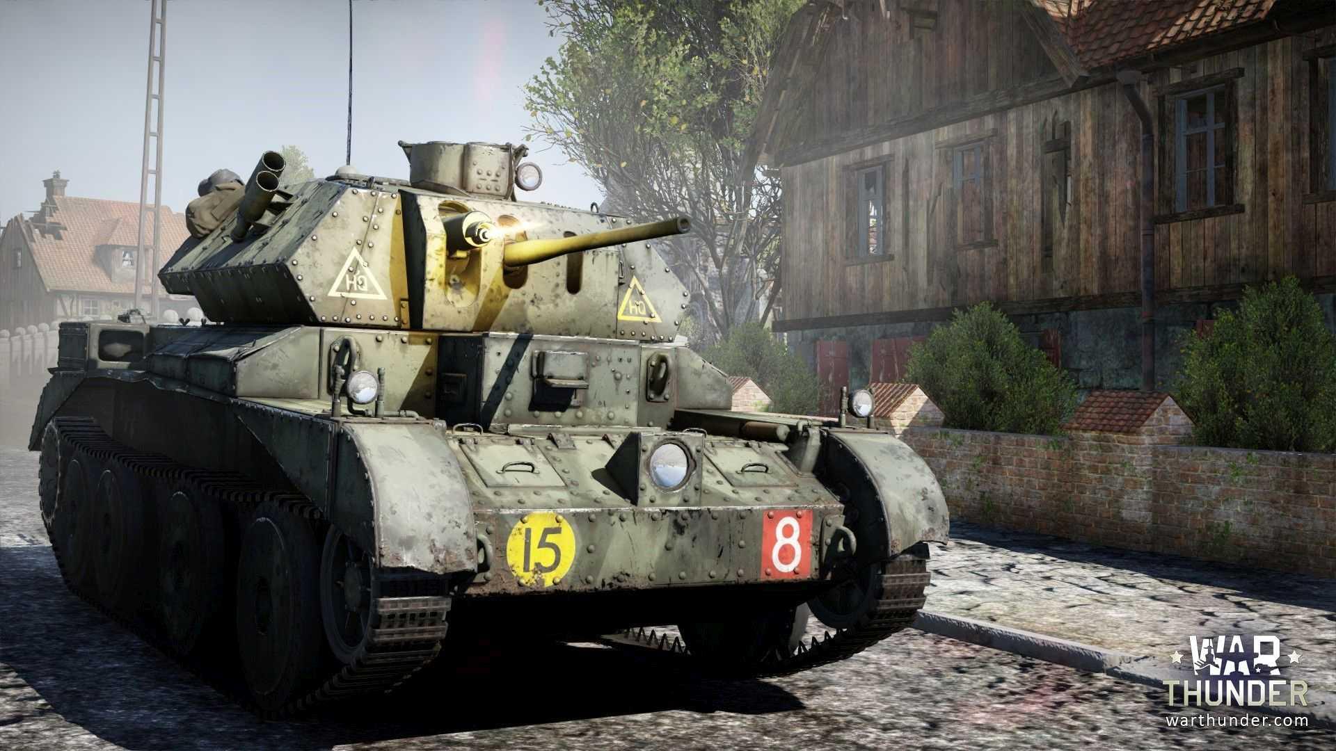 War Thunder vylepšil engine a s ním grafickou stránku 115958