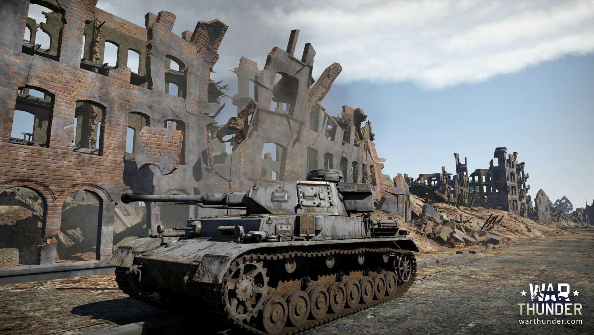 War Thunder vylepšil engine a s ním grafickou stránku 115960