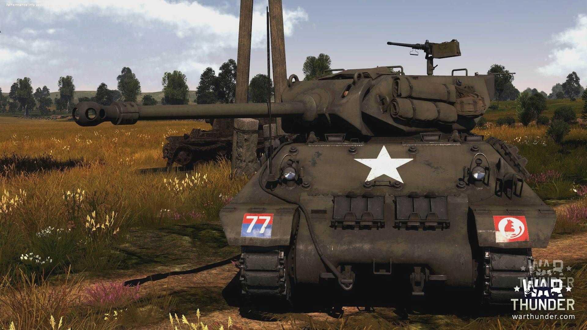 War Thunder vylepšil engine a s ním grafickou stránku 115961