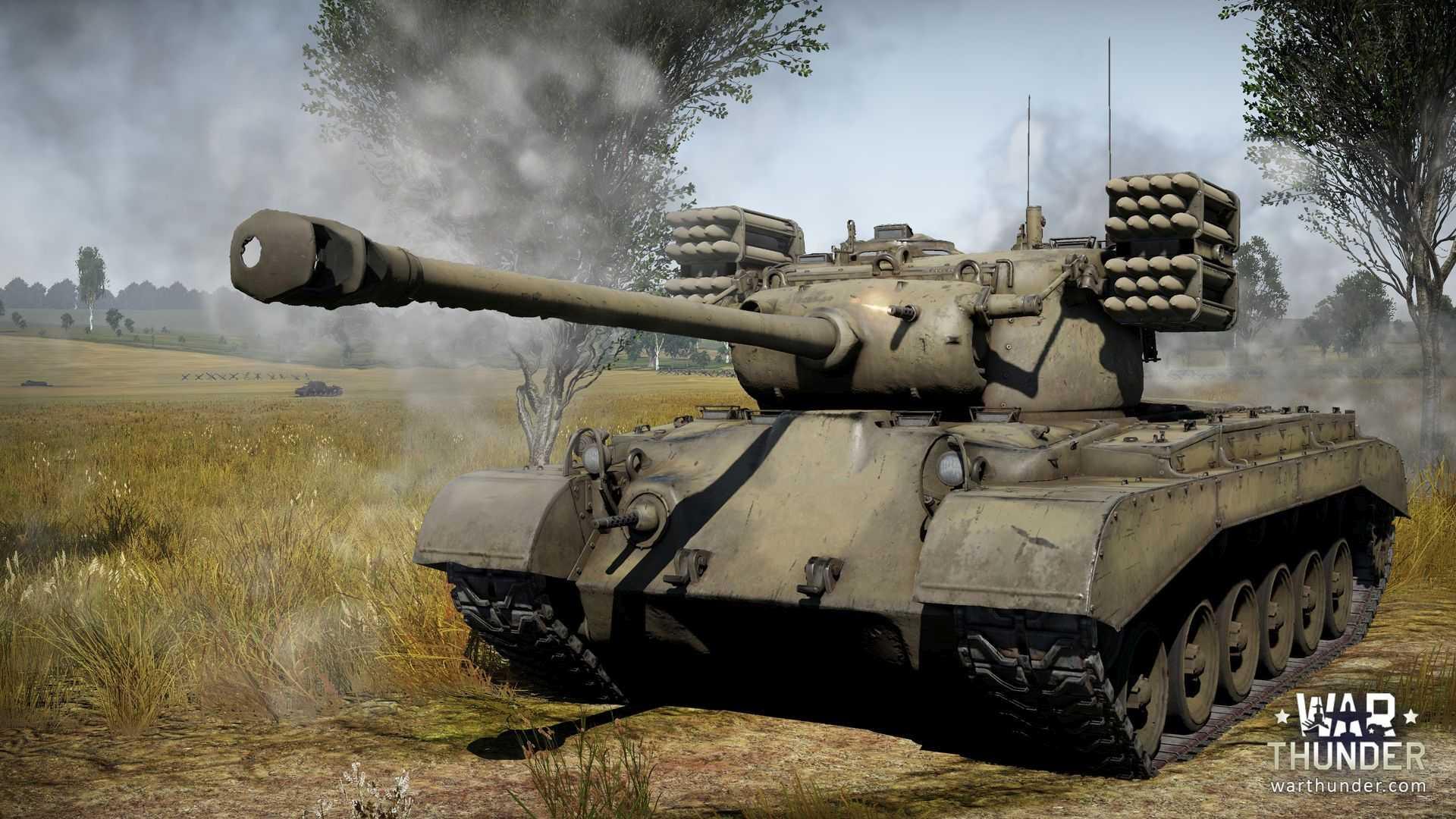 War Thunder vylepšil engine a s ním grafickou stránku 115962