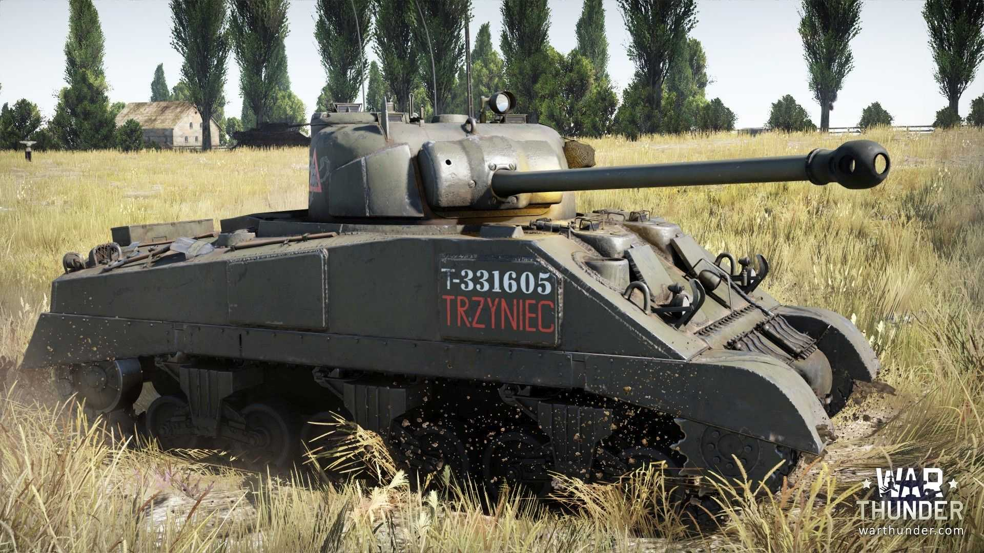 War Thunder vylepšil engine a s ním grafickou stránku 115965