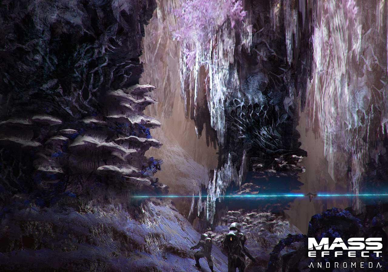 Nový teaser Mass Effectu: Andromeda toho moc neukáže 116000