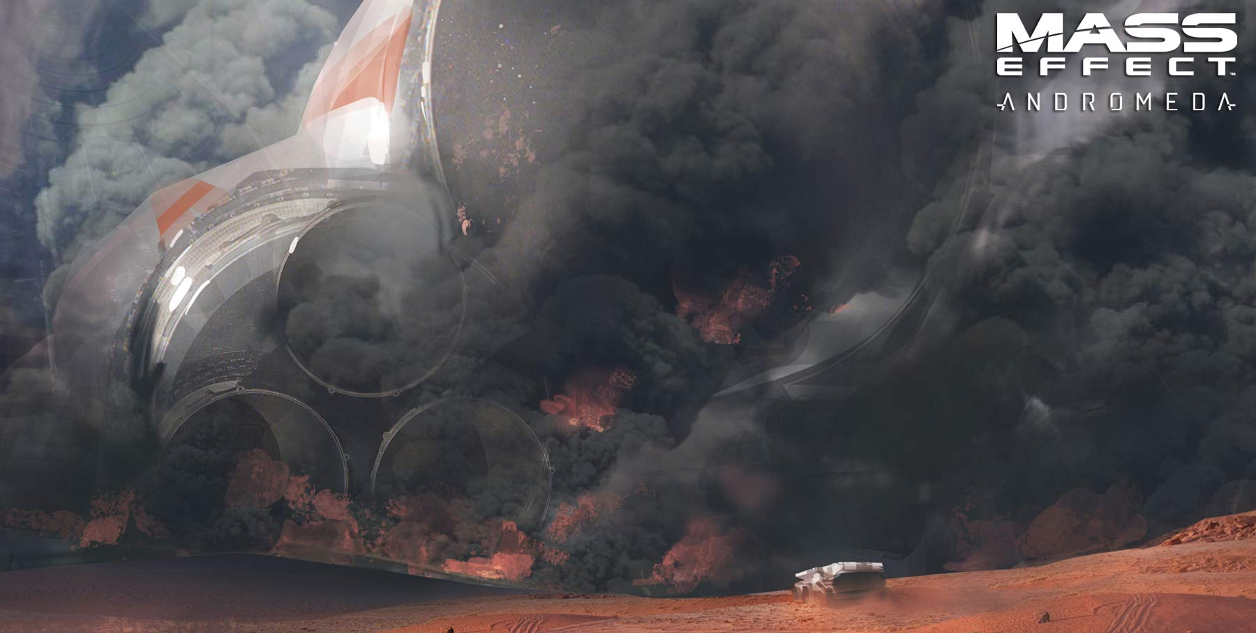 Nový teaser Mass Effectu: Andromeda toho moc neukáže 116001