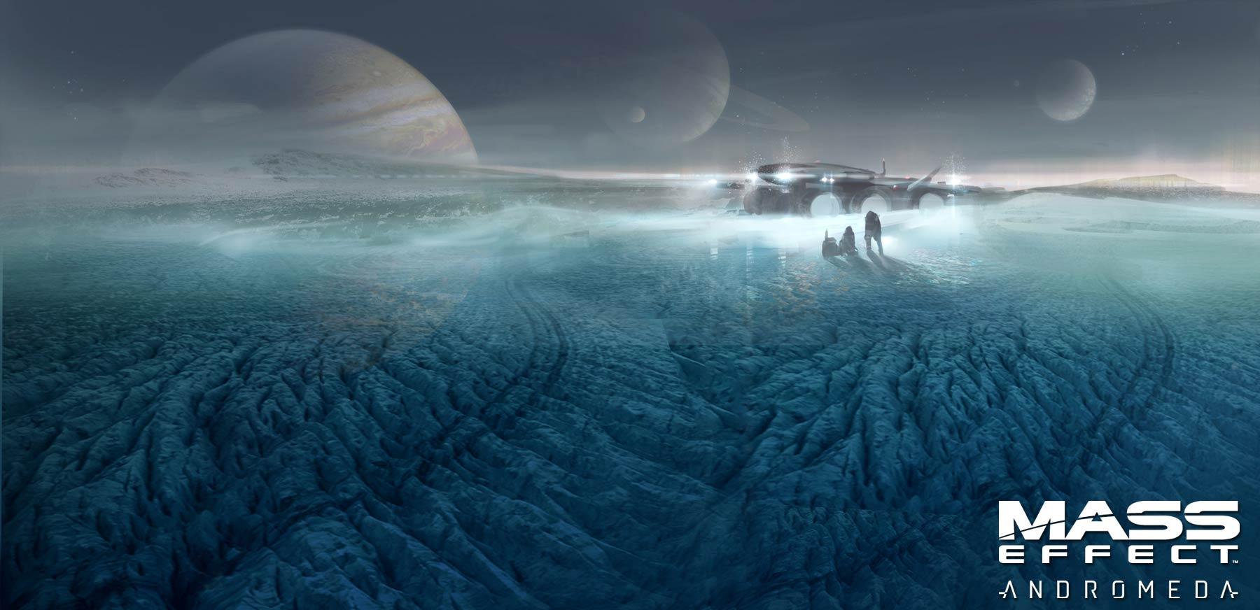 Nový teaser Mass Effectu: Andromeda toho moc neukáže 116002