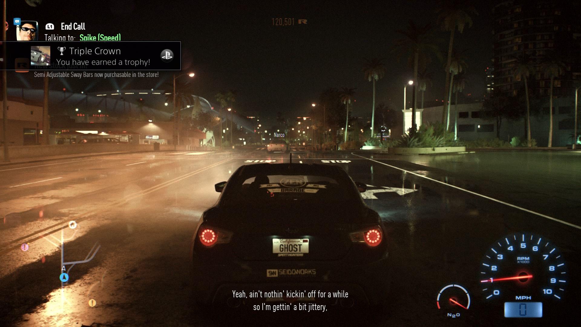 Need for Speed - restart série, který se nekoná 116005