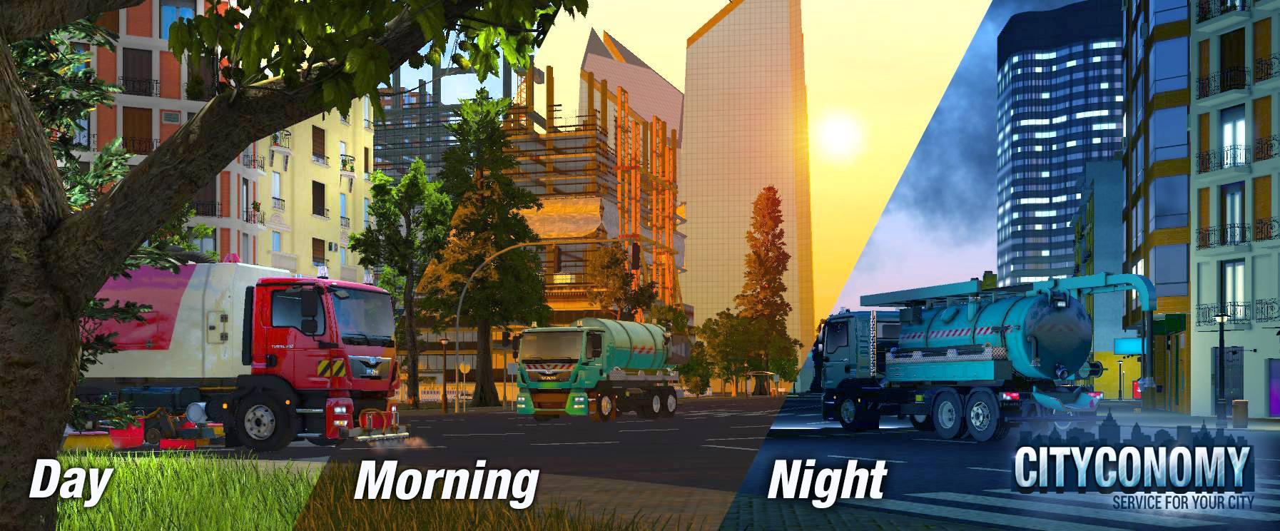 V simulátoru Cityconomy se budete starat o veřejné služby města 116062
