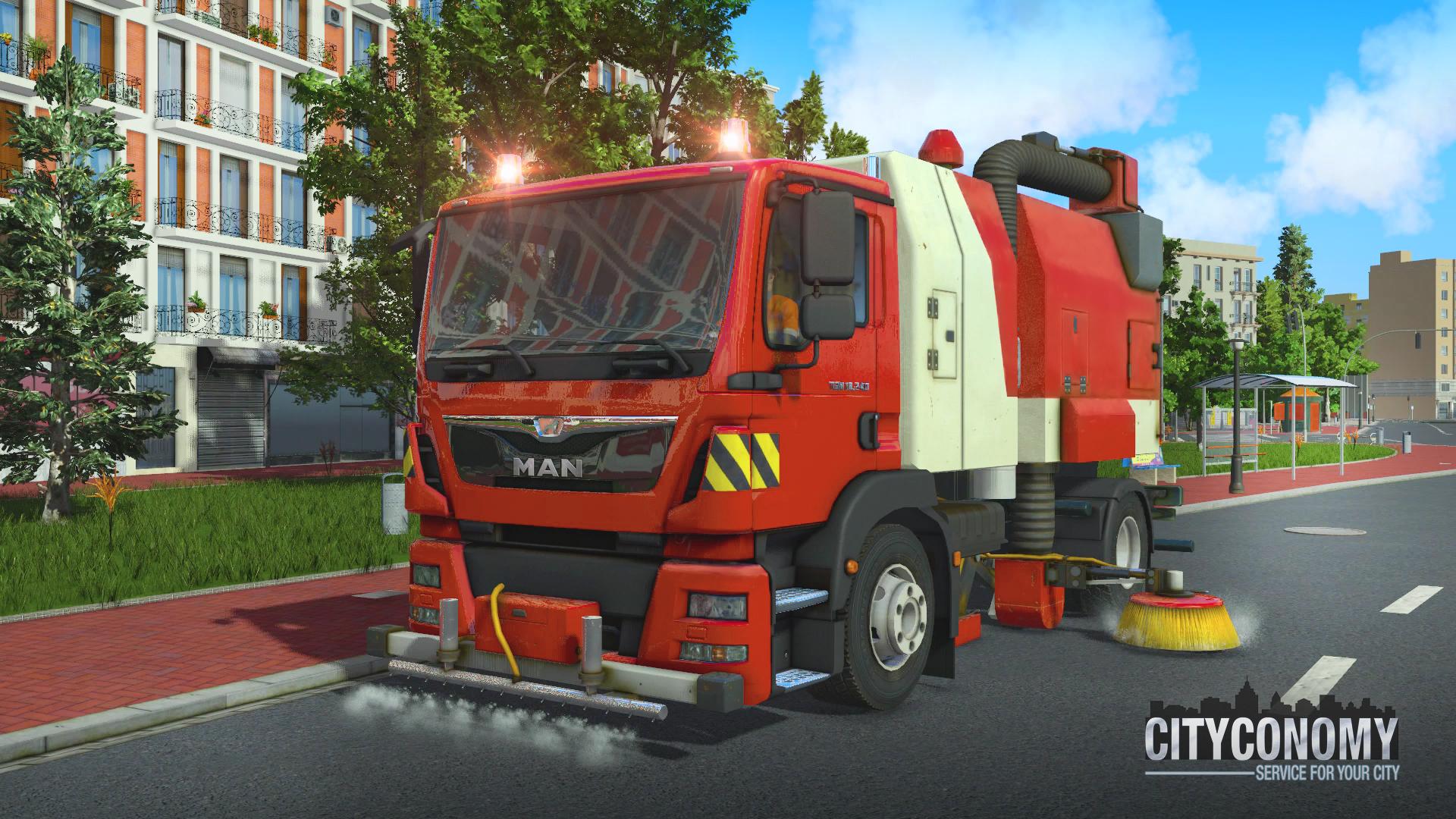 V simulátoru Cityconomy se budete starat o veřejné služby města 116064