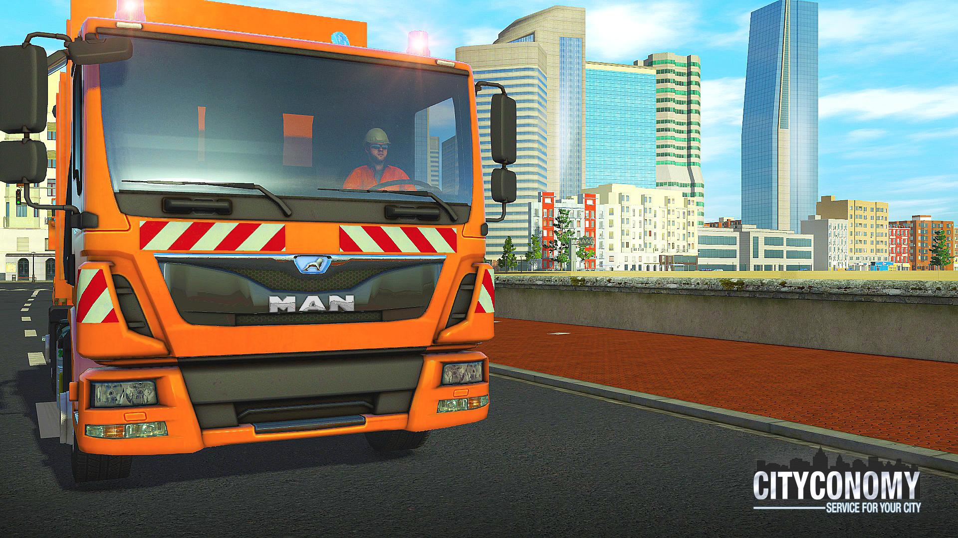 V simulátoru Cityconomy se budete starat o veřejné služby města 116065