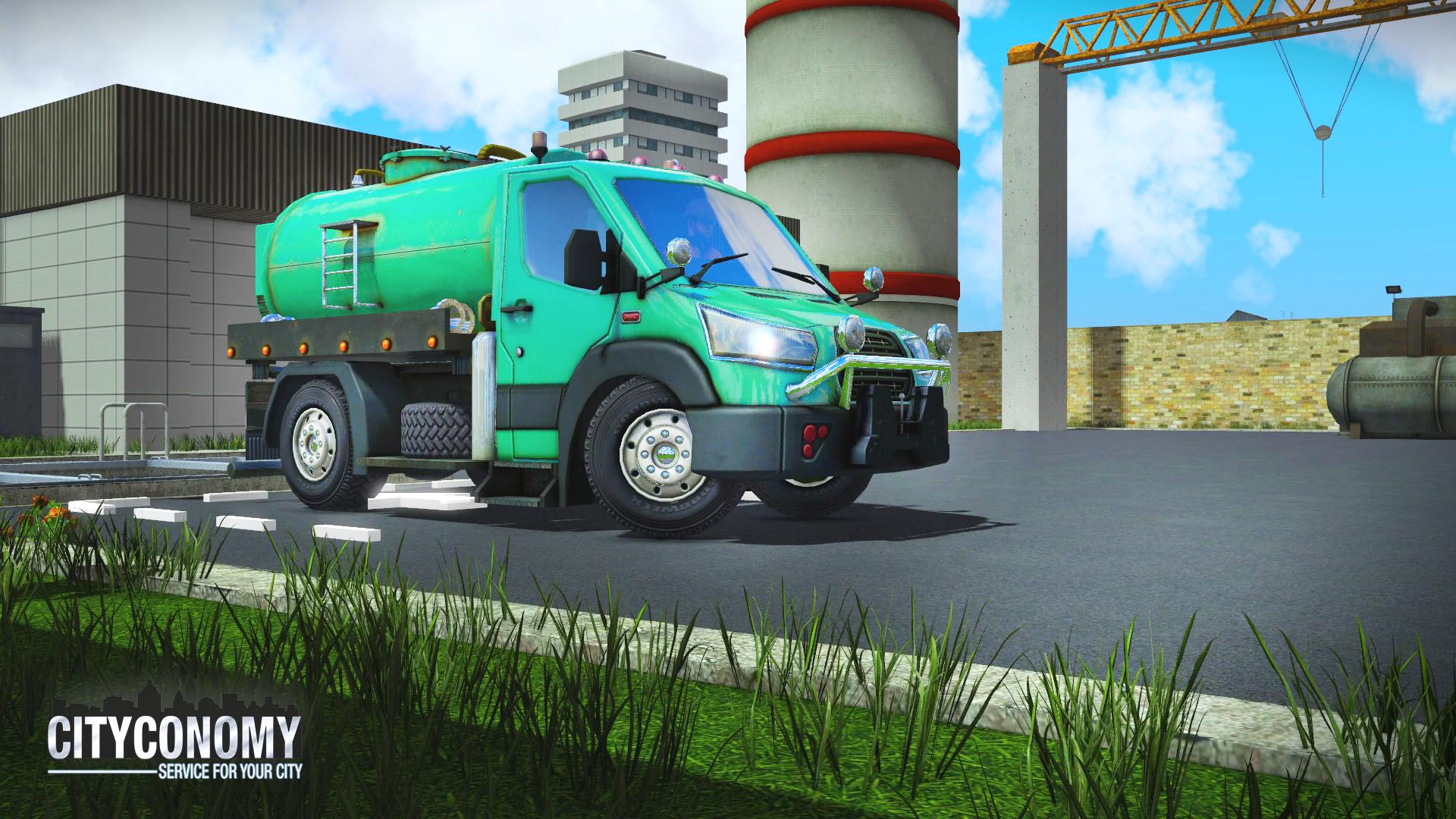V simulátoru Cityconomy se budete starat o veřejné služby města 116068