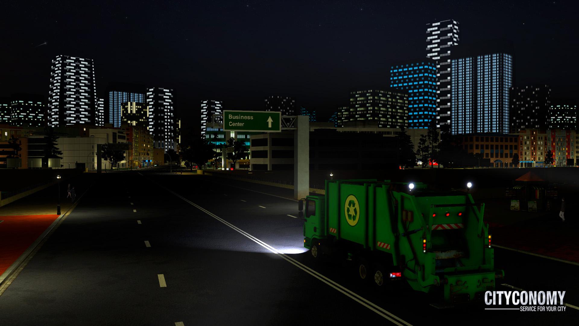V simulátoru Cityconomy se budete starat o veřejné služby města 116069