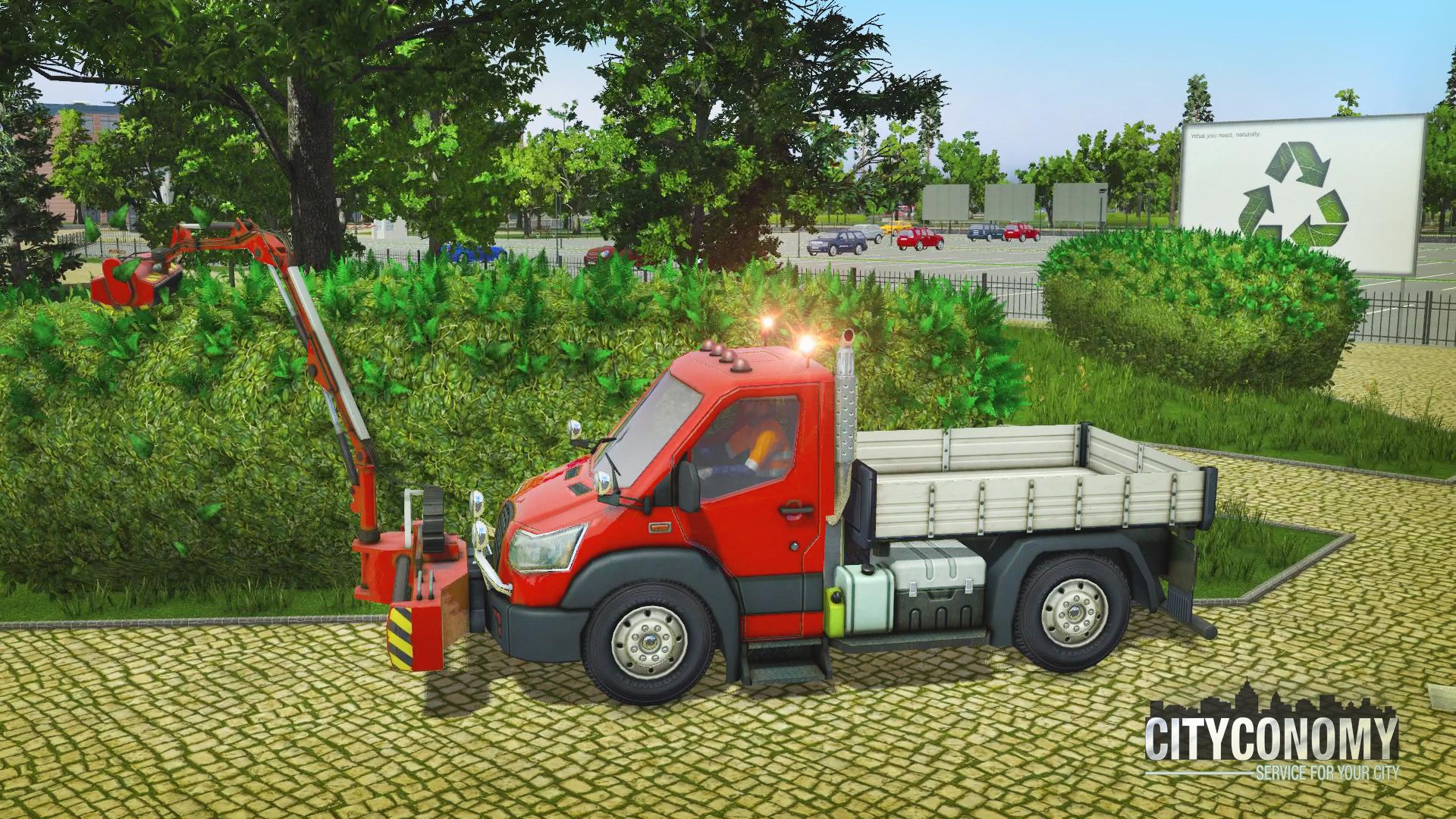 V simulátoru Cityconomy se budete starat o veřejné služby města 116070