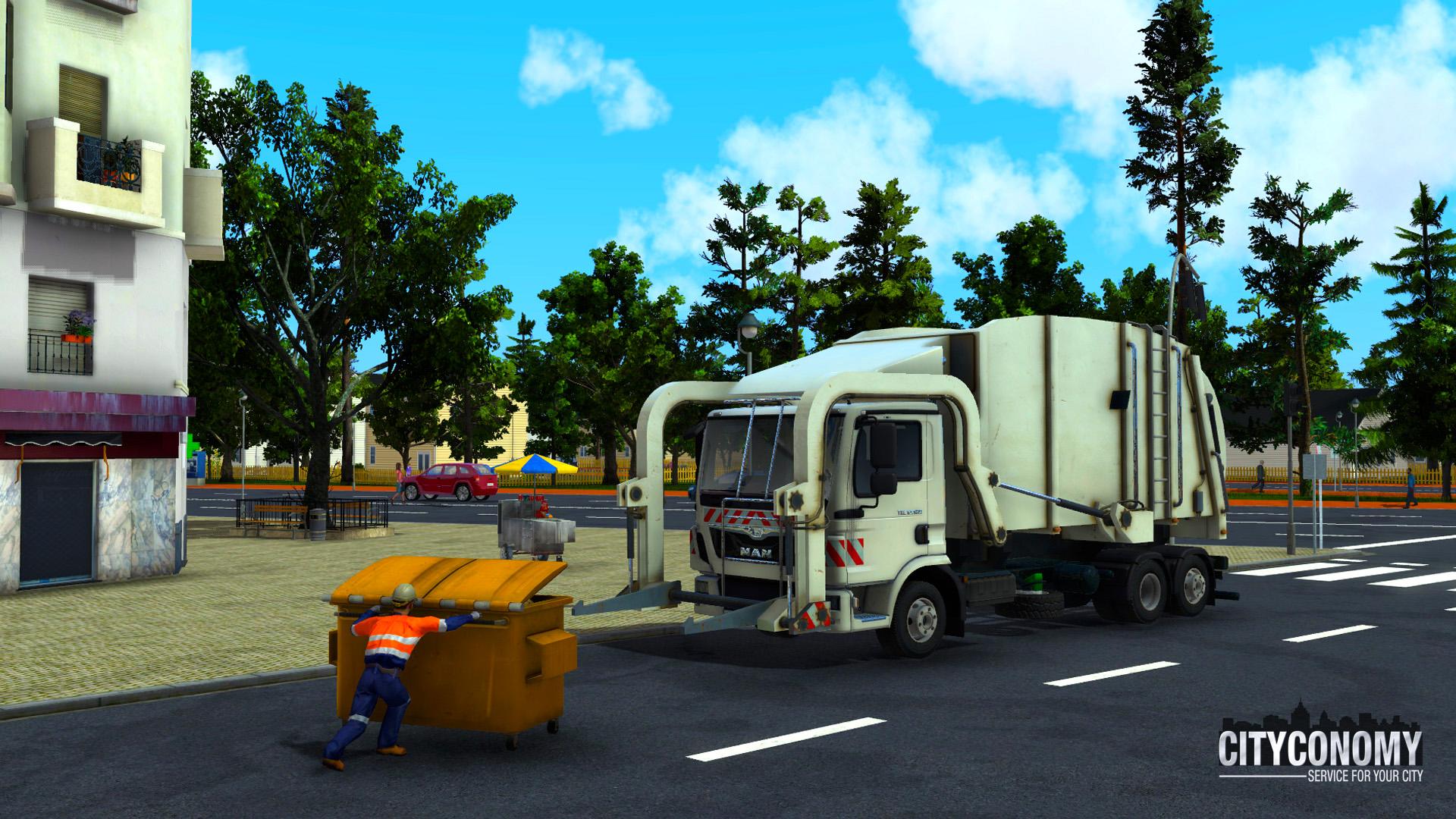 V simulátoru Cityconomy se budete starat o veřejné služby města 116072