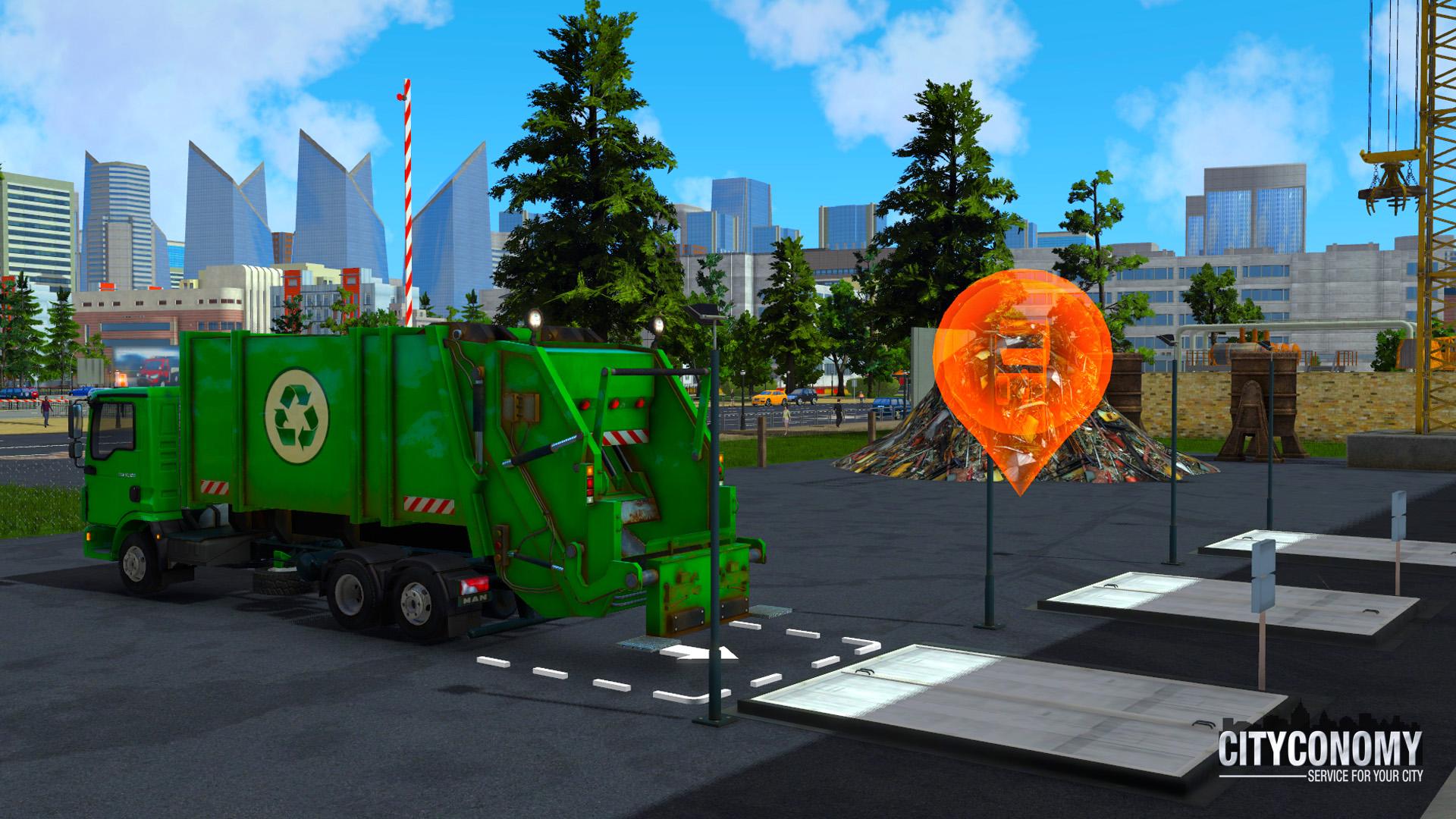 V simulátoru Cityconomy se budete starat o veřejné služby města 116073