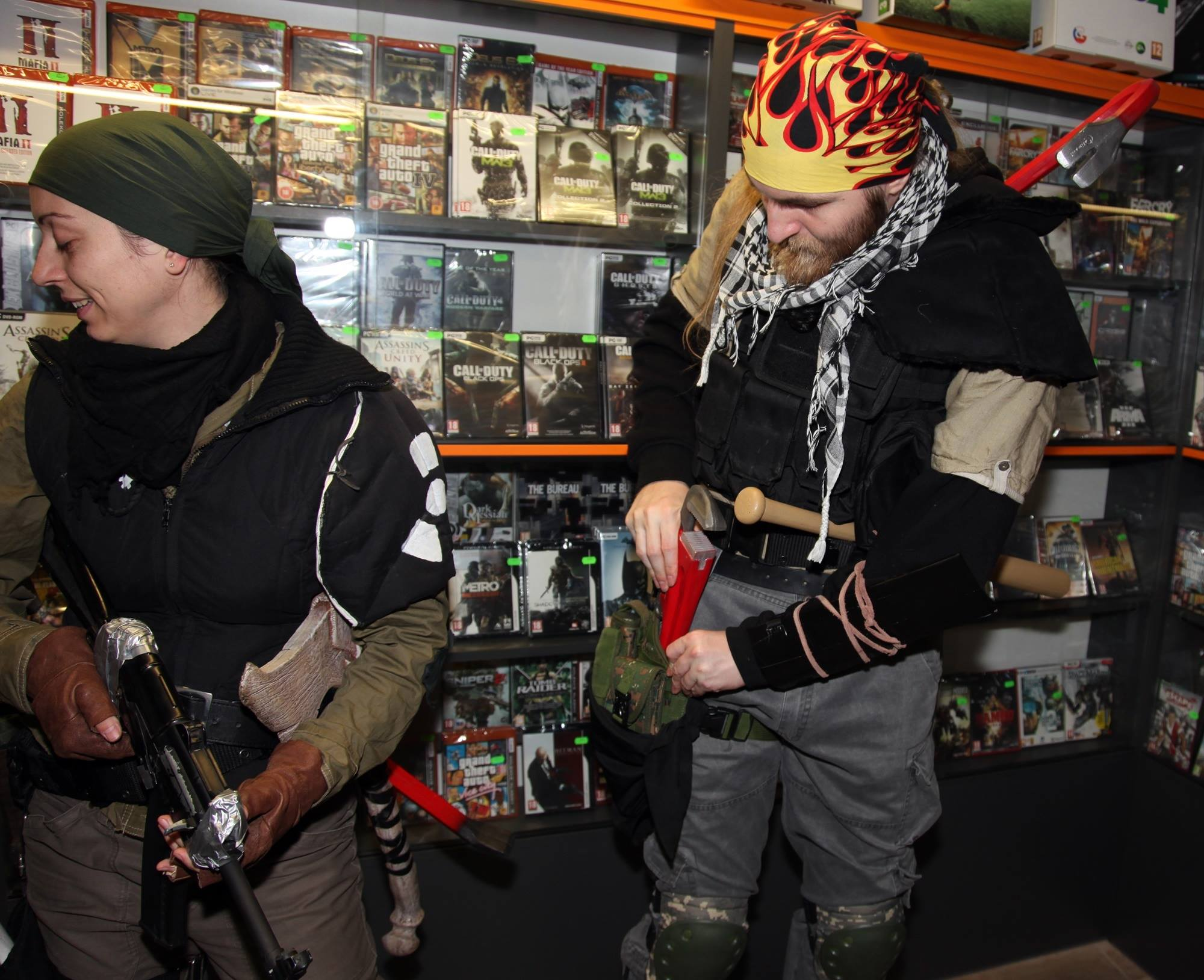 Fotky z půlnočního prodeje Falloutu 4 116092
