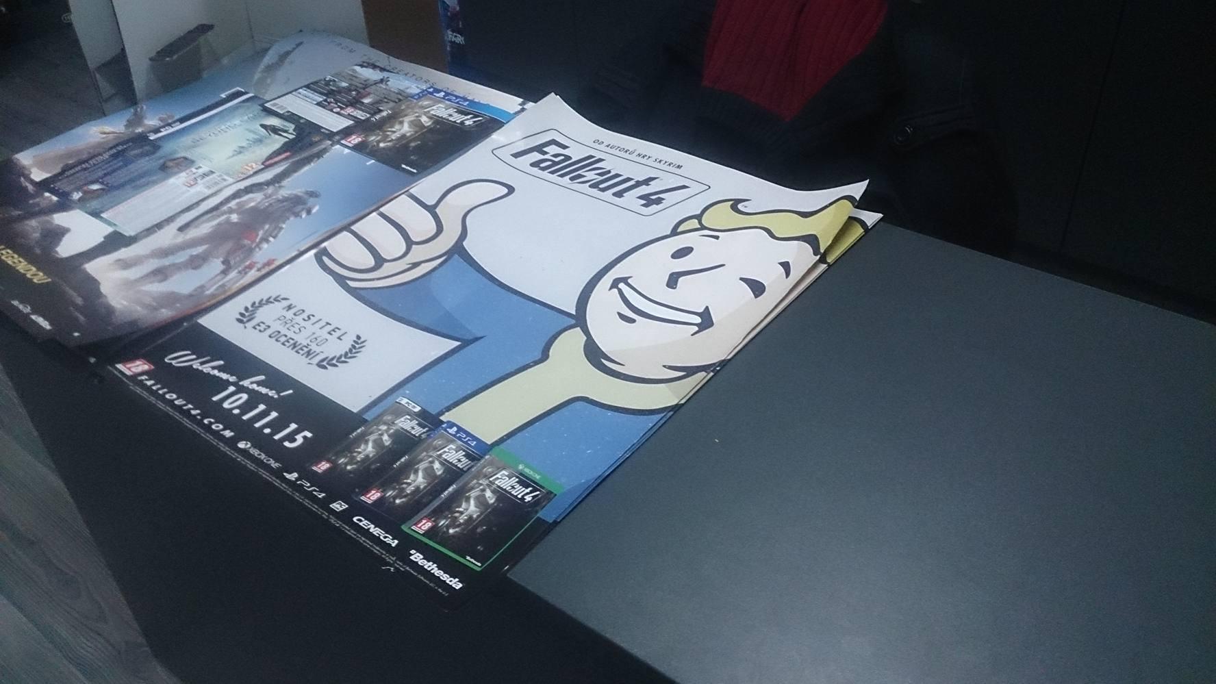 Fotky z půlnočního prodeje Falloutu 4 116118