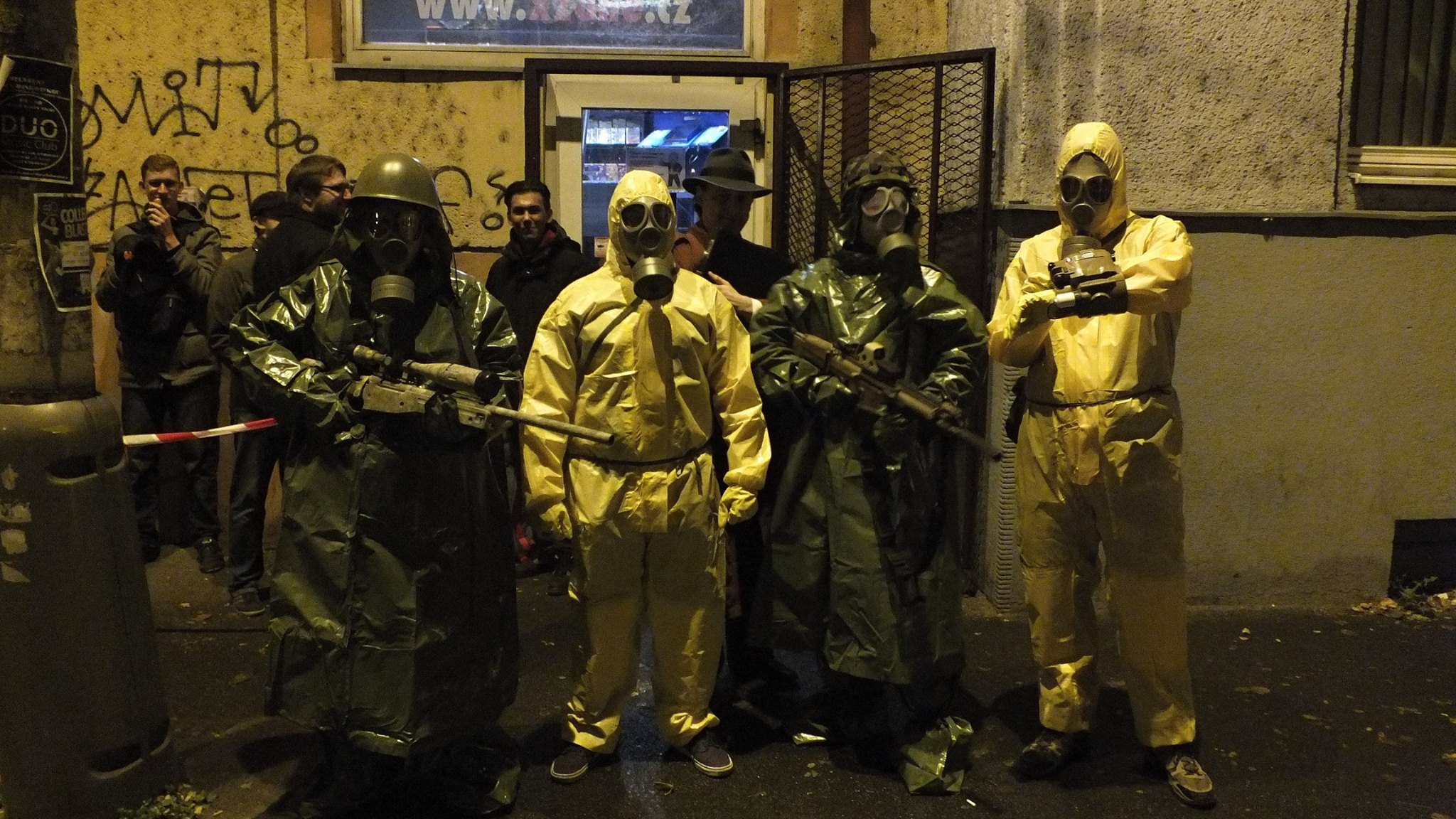 Fotky z půlnočního prodeje Falloutu 4 116133