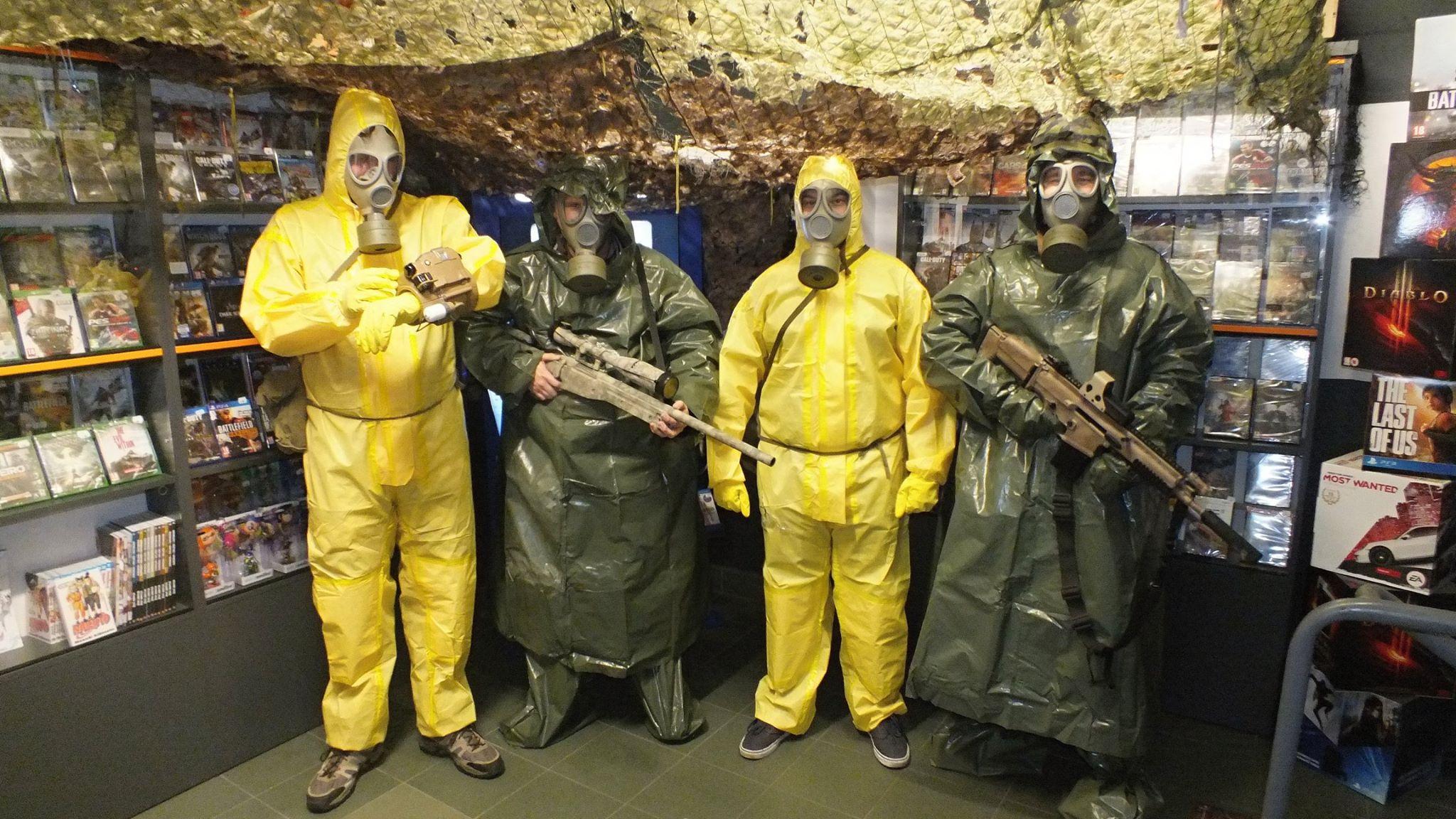 Fotky z půlnočního prodeje Falloutu 4 116135