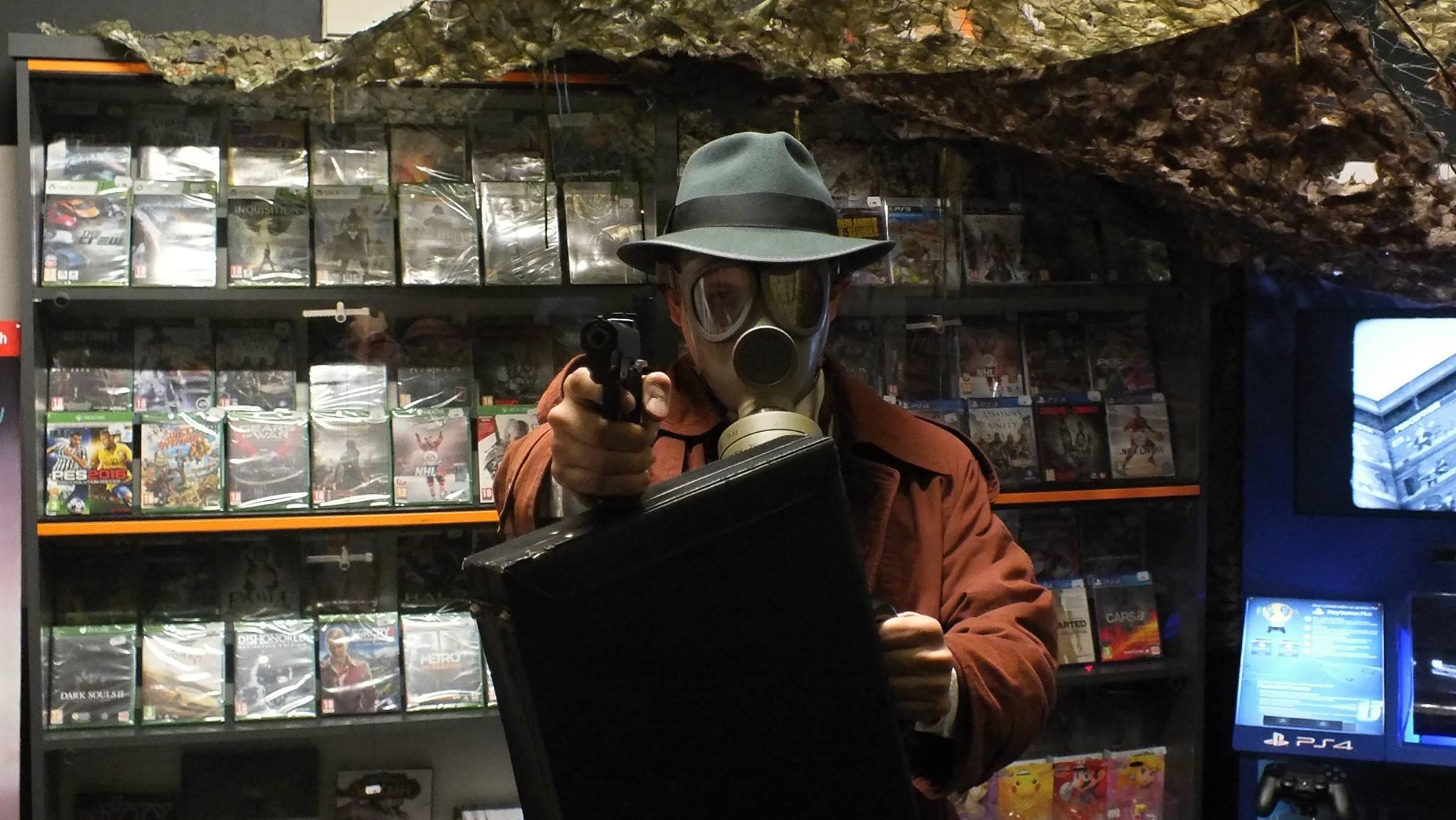 Fotky z půlnočního prodeje Falloutu 4 116137