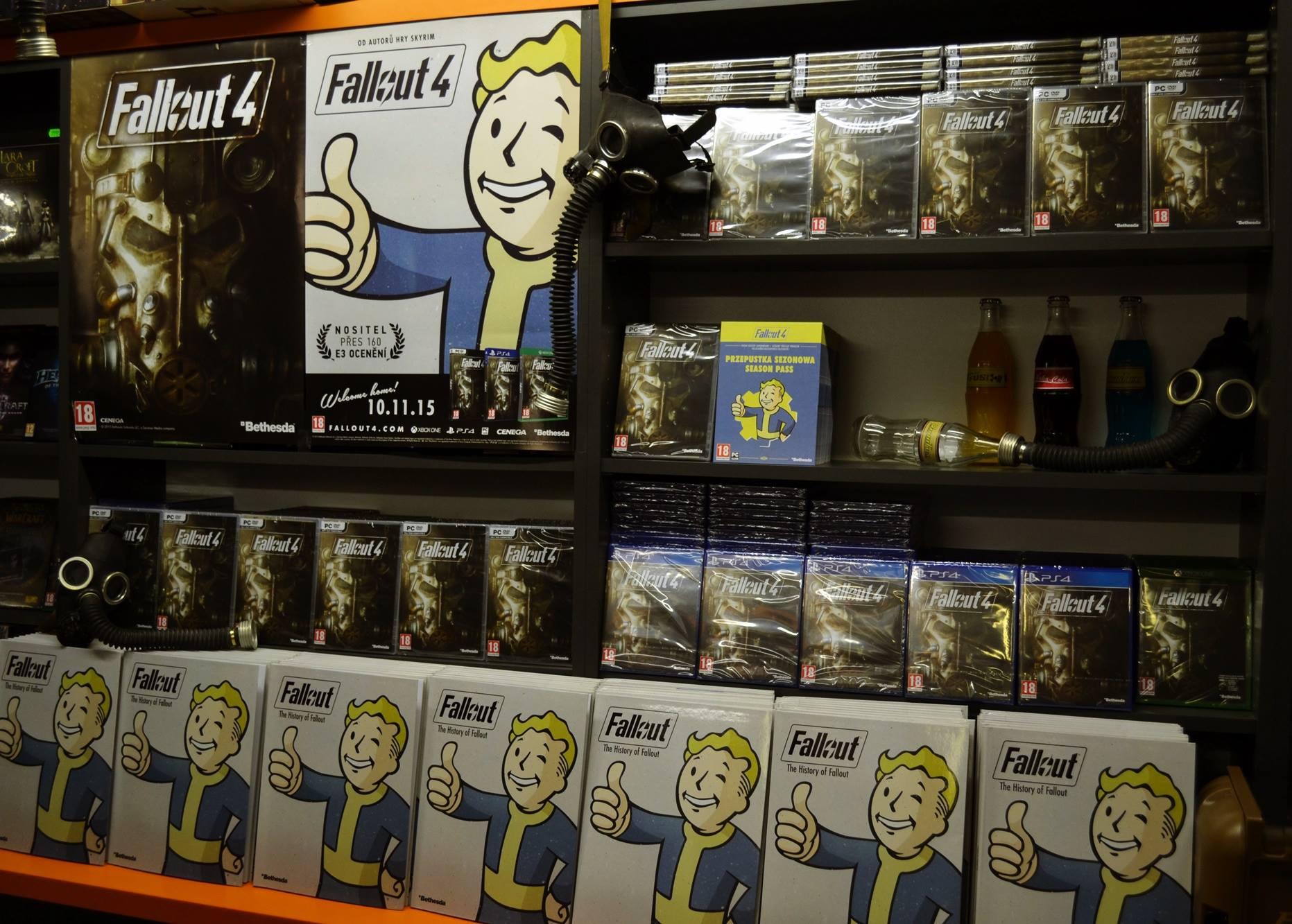 Fotky z půlnočního prodeje Falloutu 4 116142
