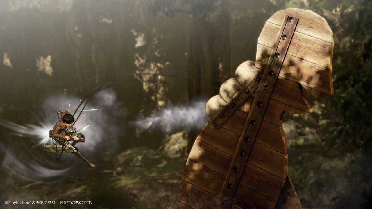 Attack on Titan vyjde v limitované edici Treasure Pack 116153