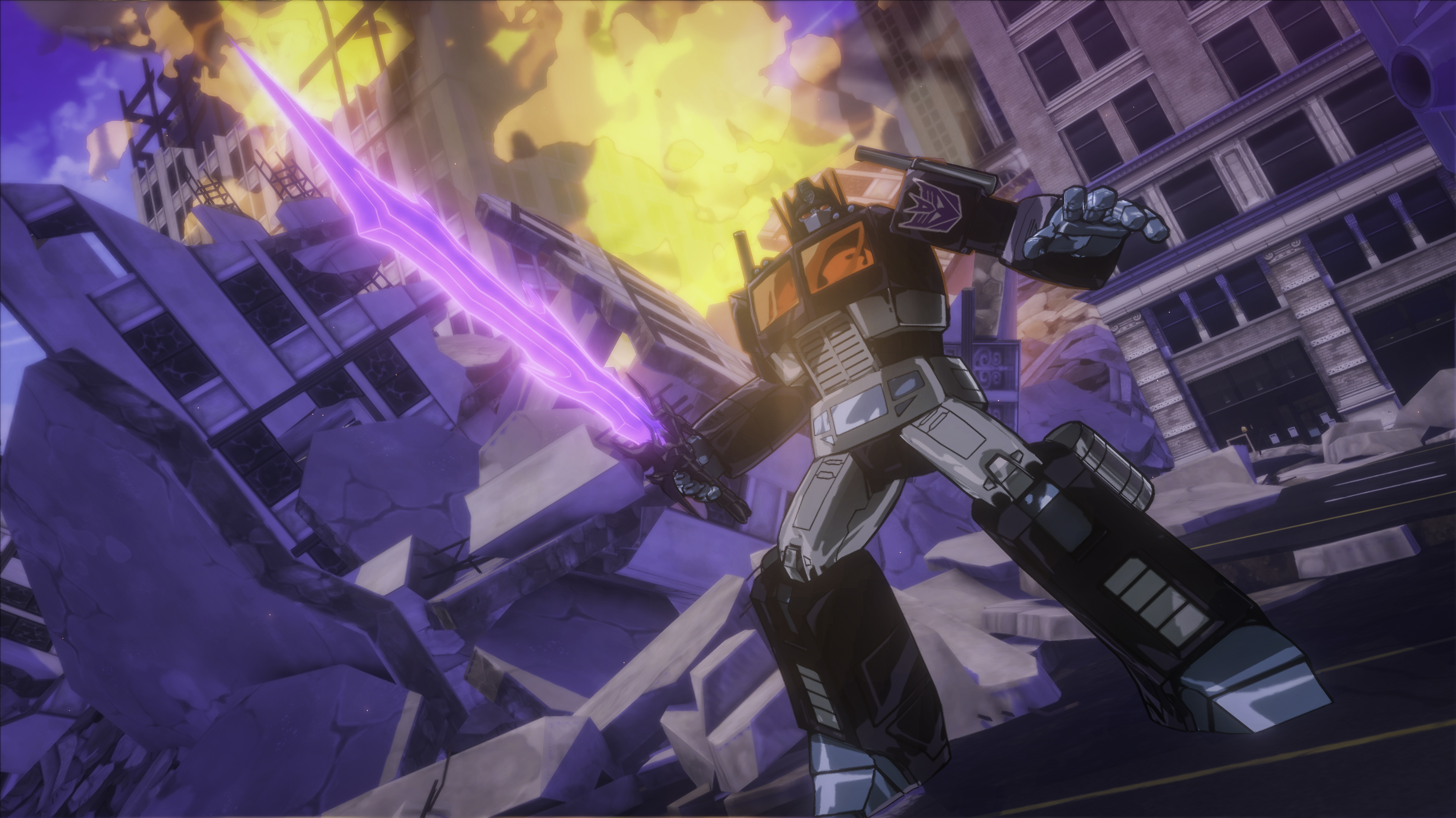 Vyšlo nové DLC pro Transformers: Devastation 116156