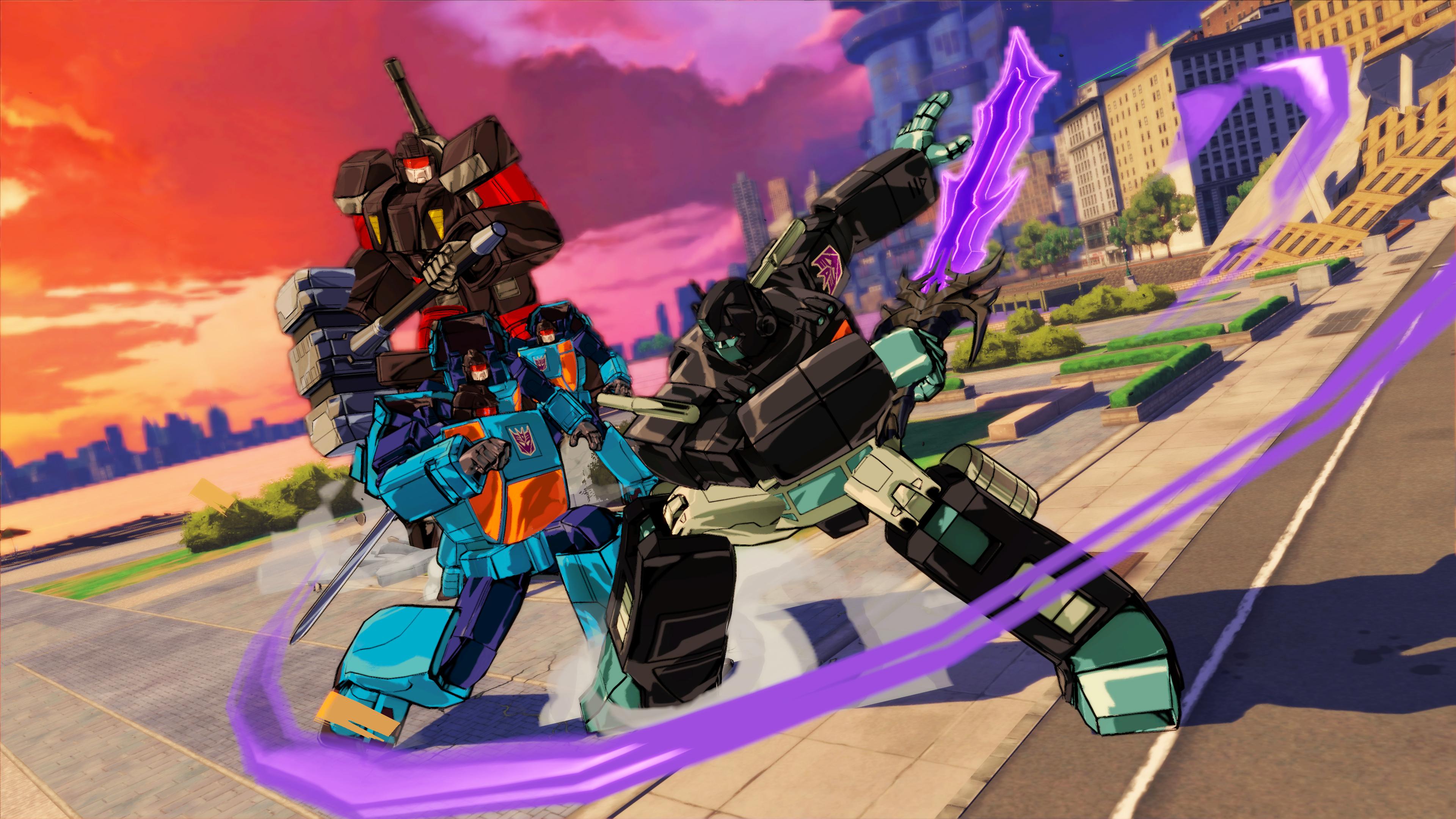 Vyšlo nové DLC pro Transformers: Devastation 116157
