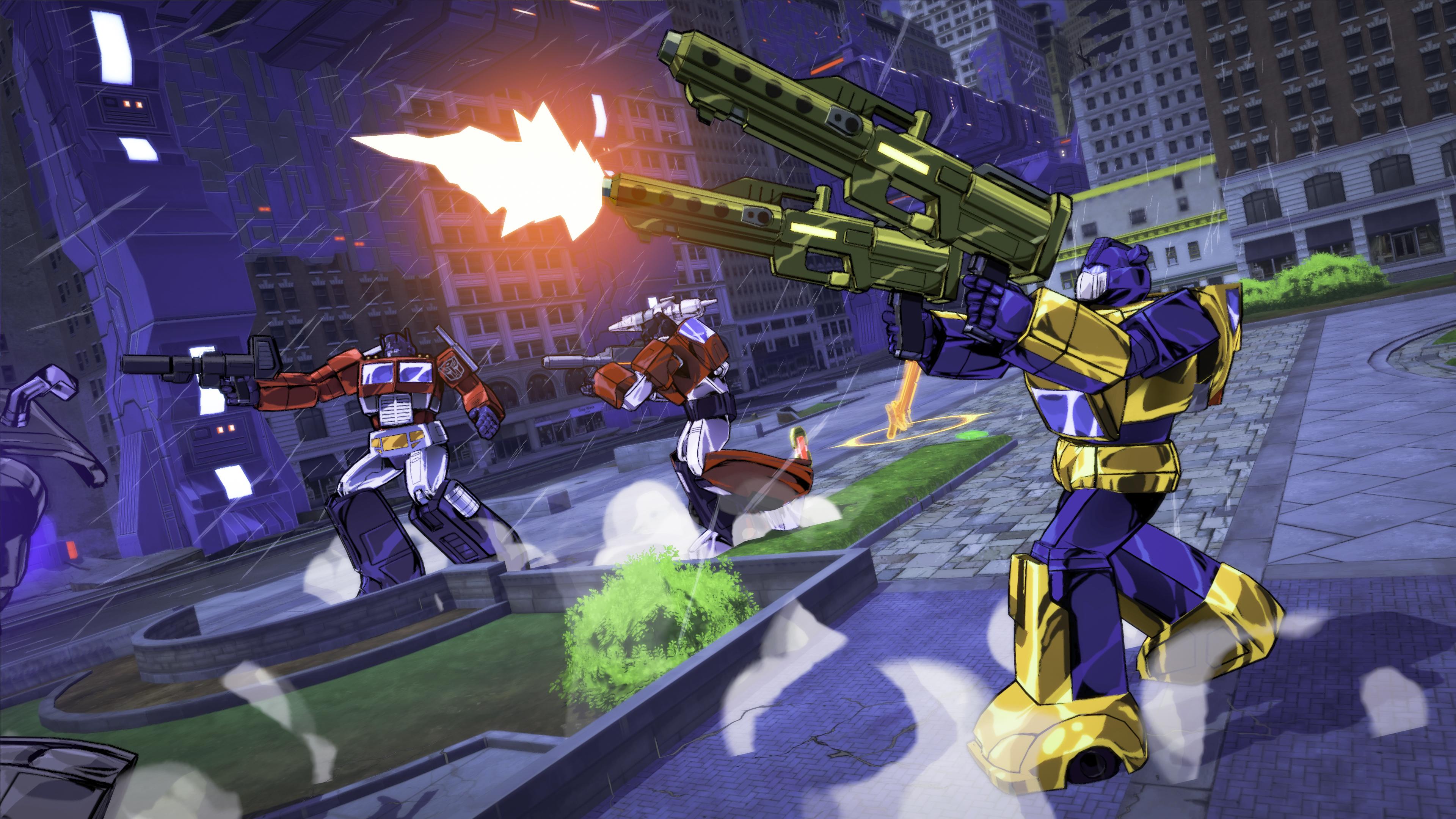 Vyšlo nové DLC pro Transformers: Devastation 116159