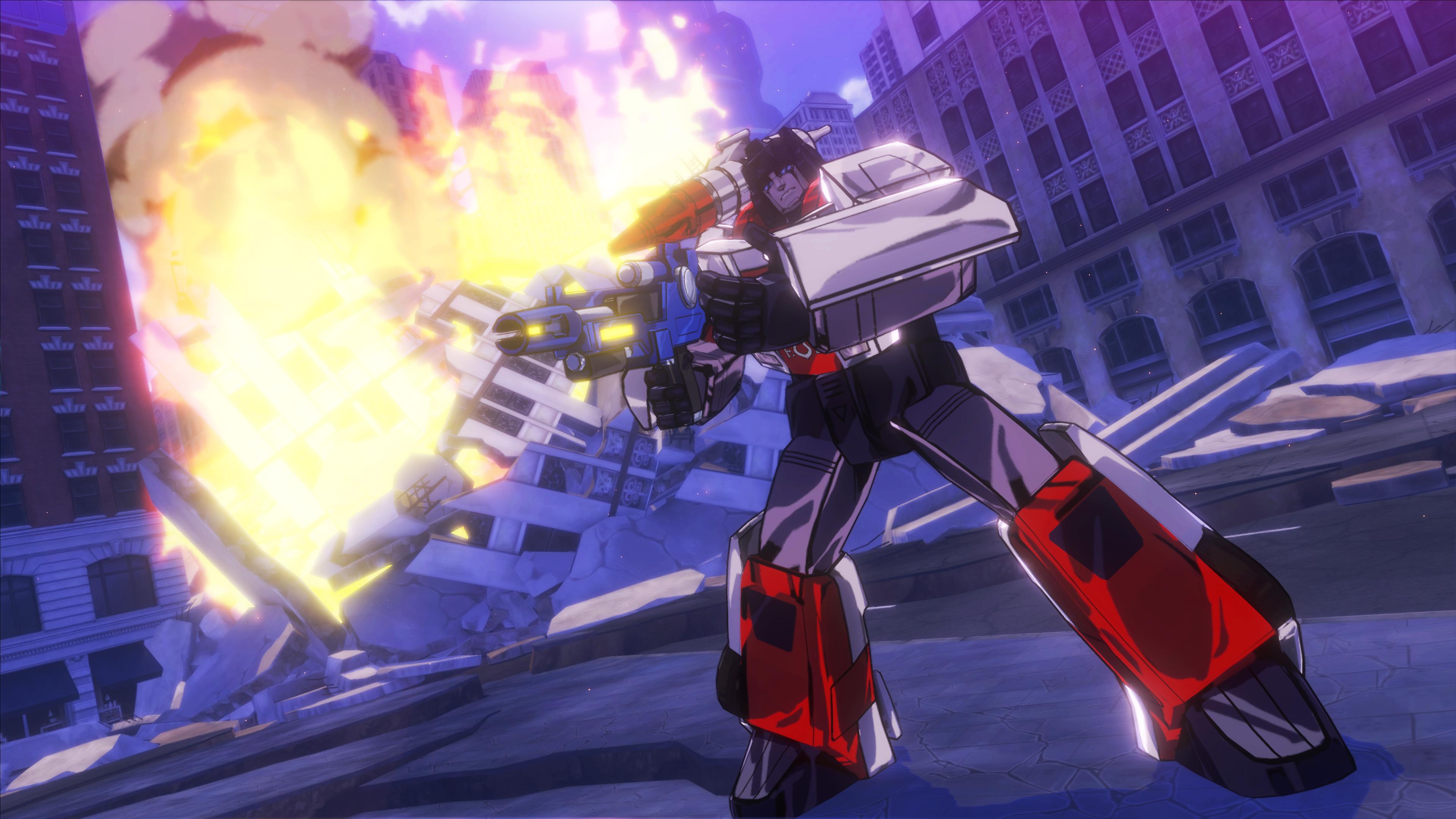 Vyšlo nové DLC pro Transformers: Devastation 116162