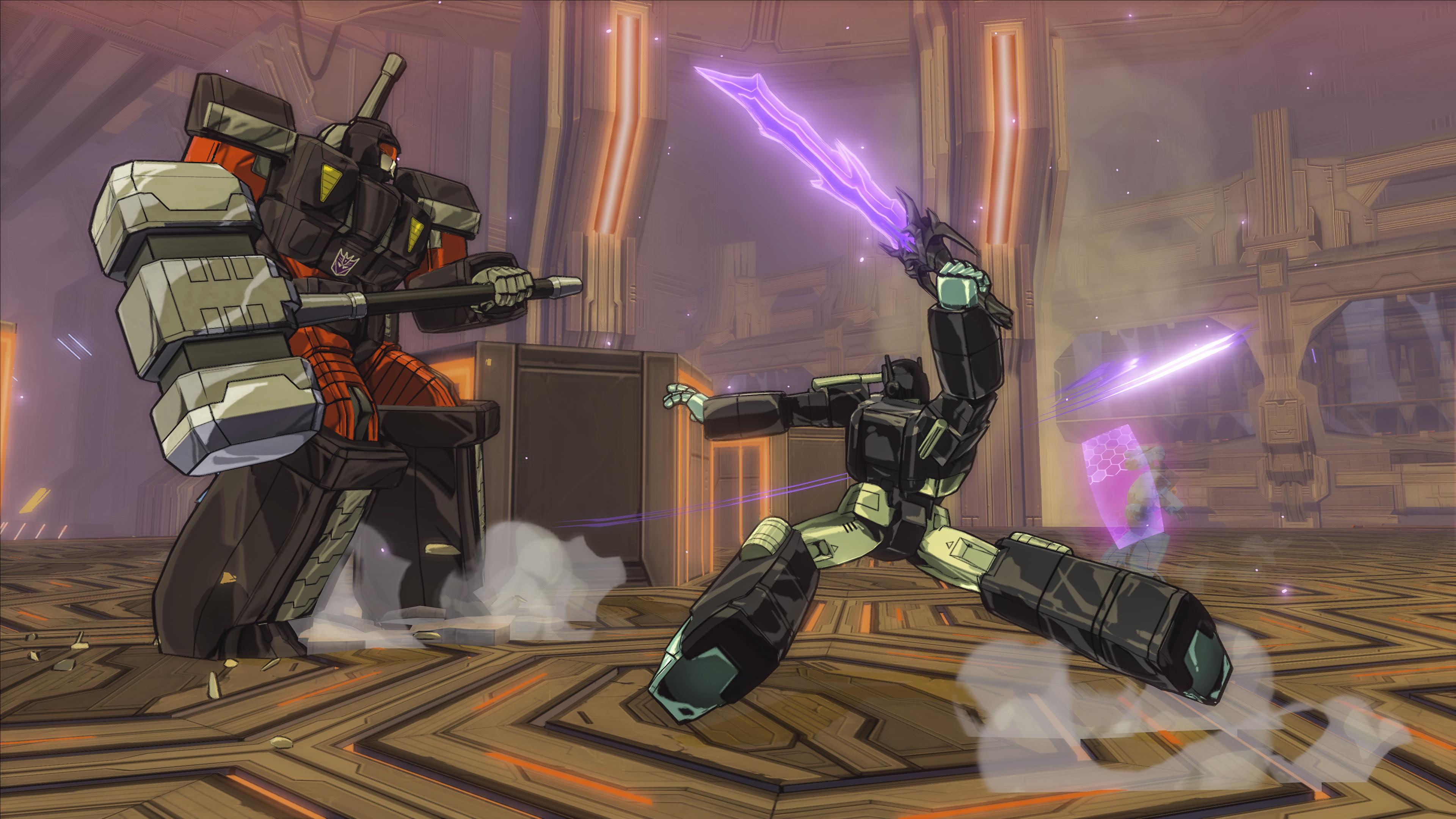 Vyšlo nové DLC pro Transformers: Devastation 116163