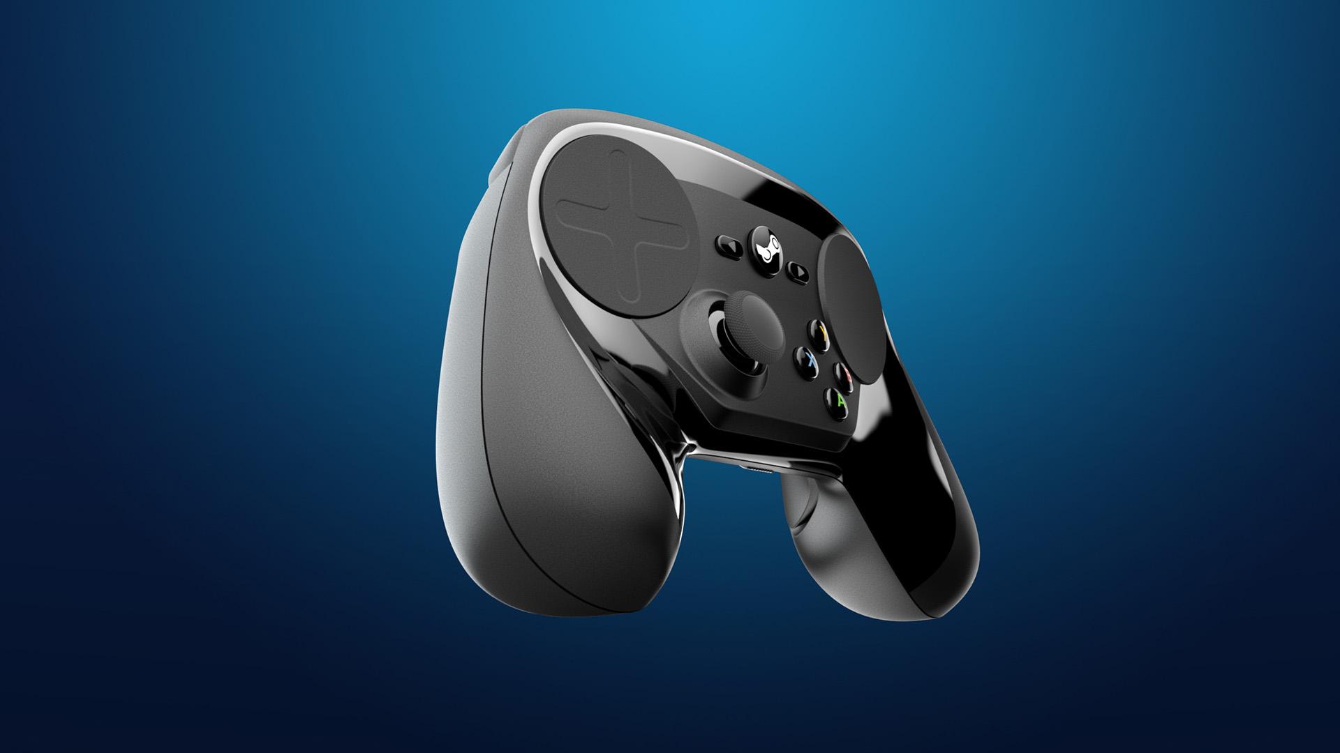 Steam Controller láká hráče na novou úroveň ovládání her 116230