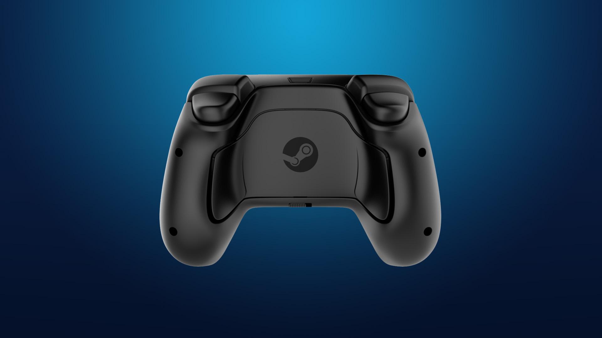 Steam Controller láká hráče na novou úroveň ovládání her 116232
