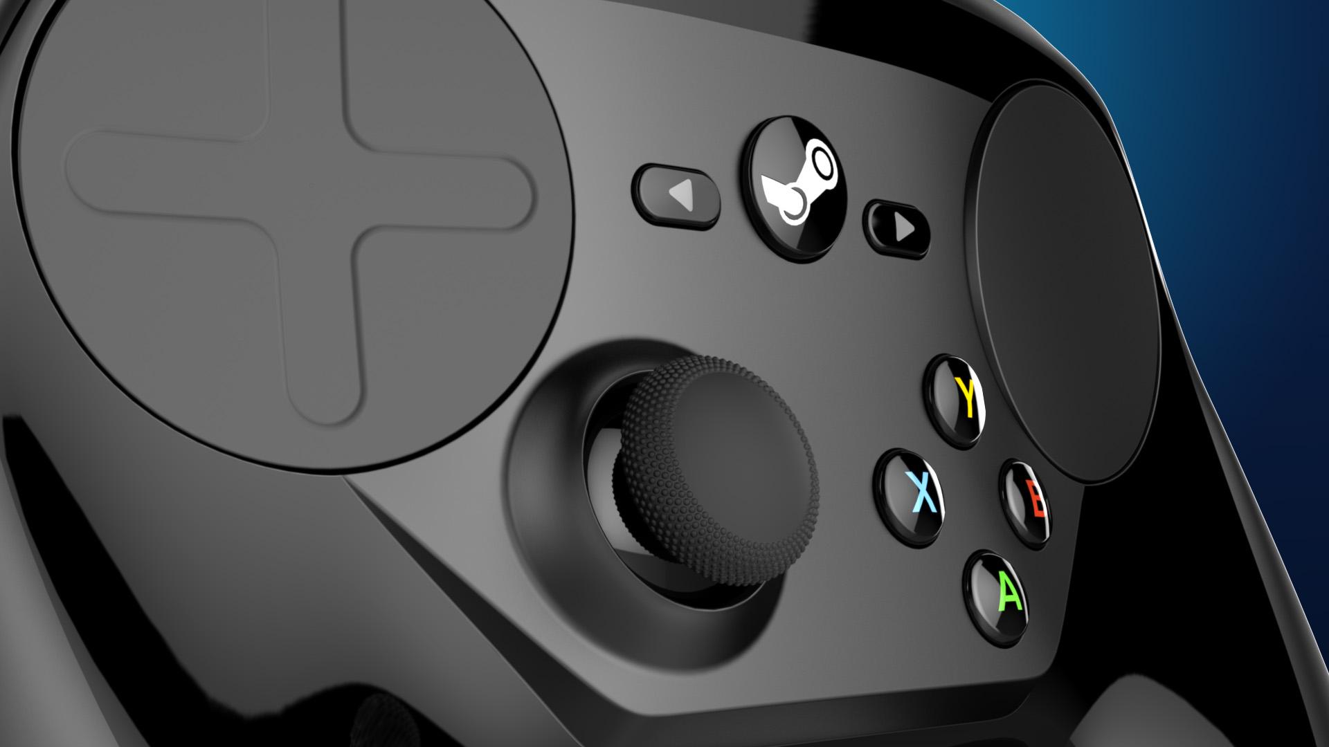 Steam Controller láká hráče na novou úroveň ovládání her 116233