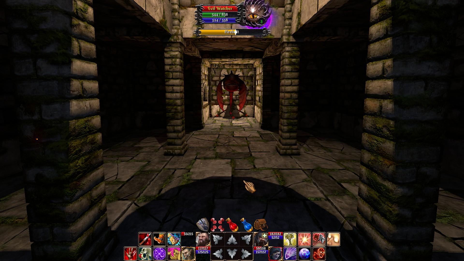 The Fall of the Dungeon Guardians – lov plný bolesti 116240