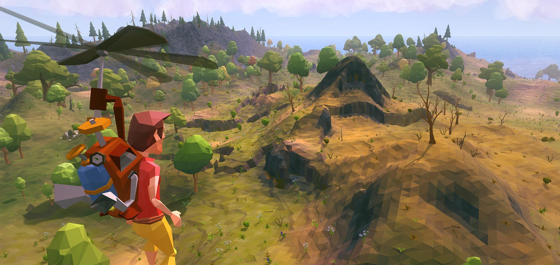 Bohemia Interactive oznamuje novou hru Ylands 116255